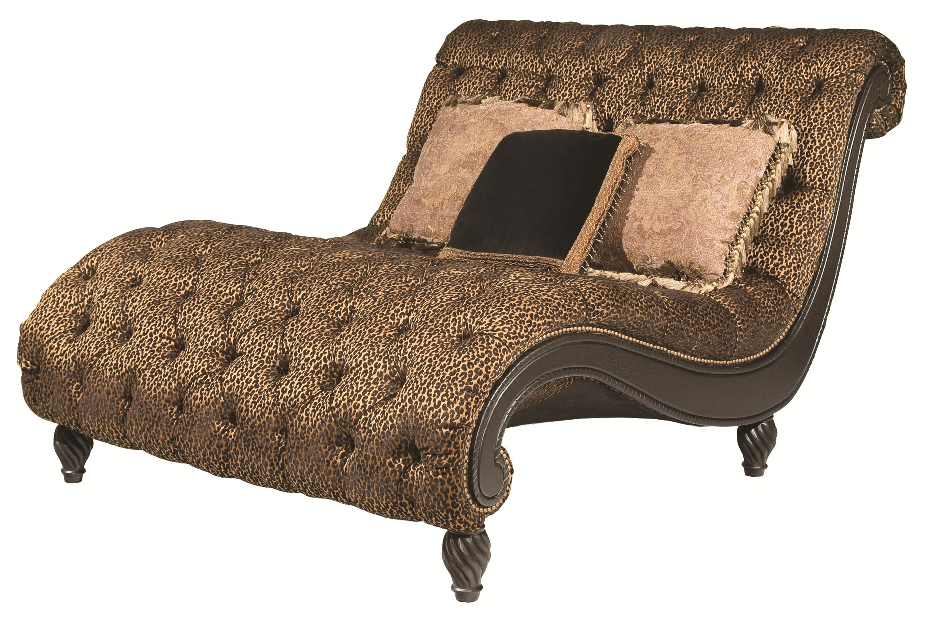 Mini Chaise Lounges In Well Known Dinah Chaiserachlin Classics (View 13 of 15)