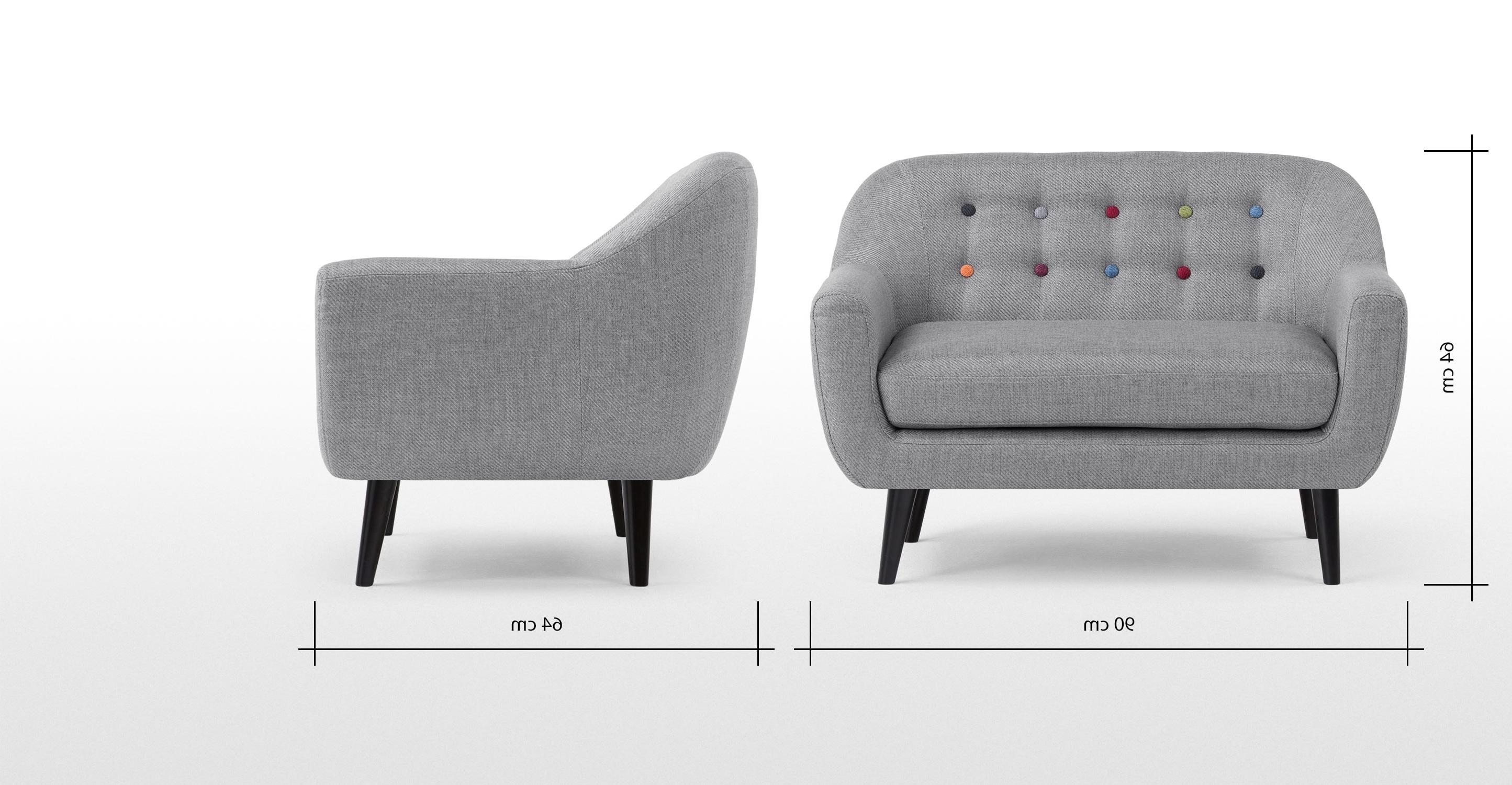 Mini Sofas Inside Well Known Awesome Mini Sofa 78 In Modern Sofa Ideas With Mini Sofa (View 6 of 15)