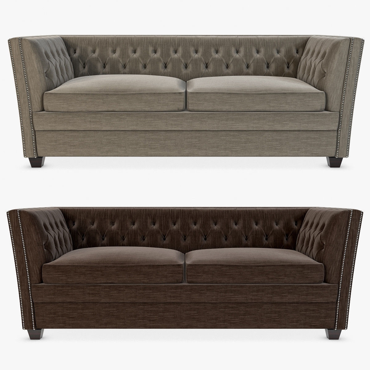 Mitchell Gold And Bob Williams – Fiona Super 3D Model 2 With Regard To Well Known Mitchell Gold Sofas (View 7 of 15)