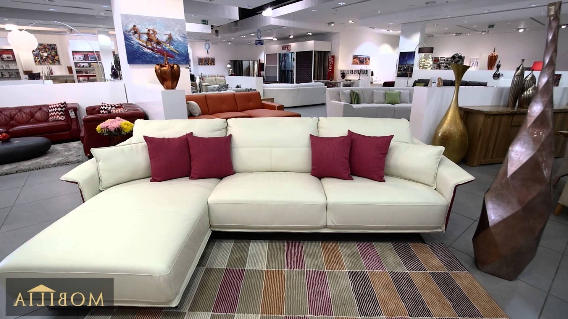 Mobilia Furniture Dubai Sofa – Youtube Intended For Fashionable Mobilia Sectional Sofas (View 5 of 15)