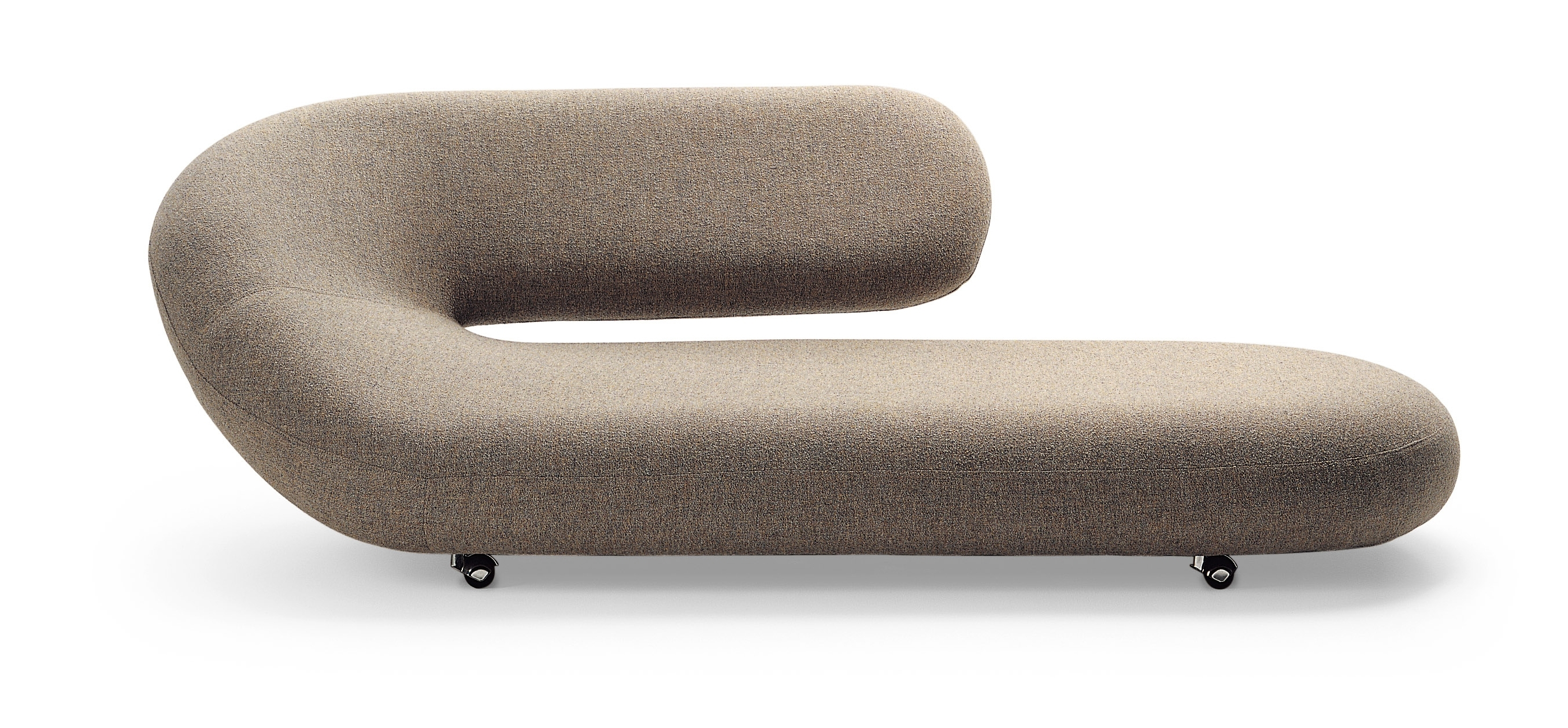 Modern Leather Chaise Longues For Famous Fresh Contemporary Leather Chaise Lounge # (View 9 of 15)