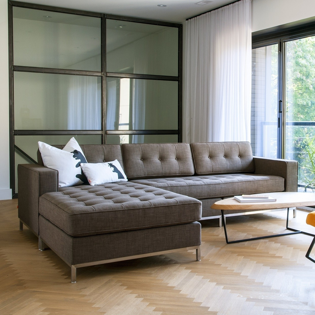 Modern Sectional Sofas For Sale (View 6 of 15)