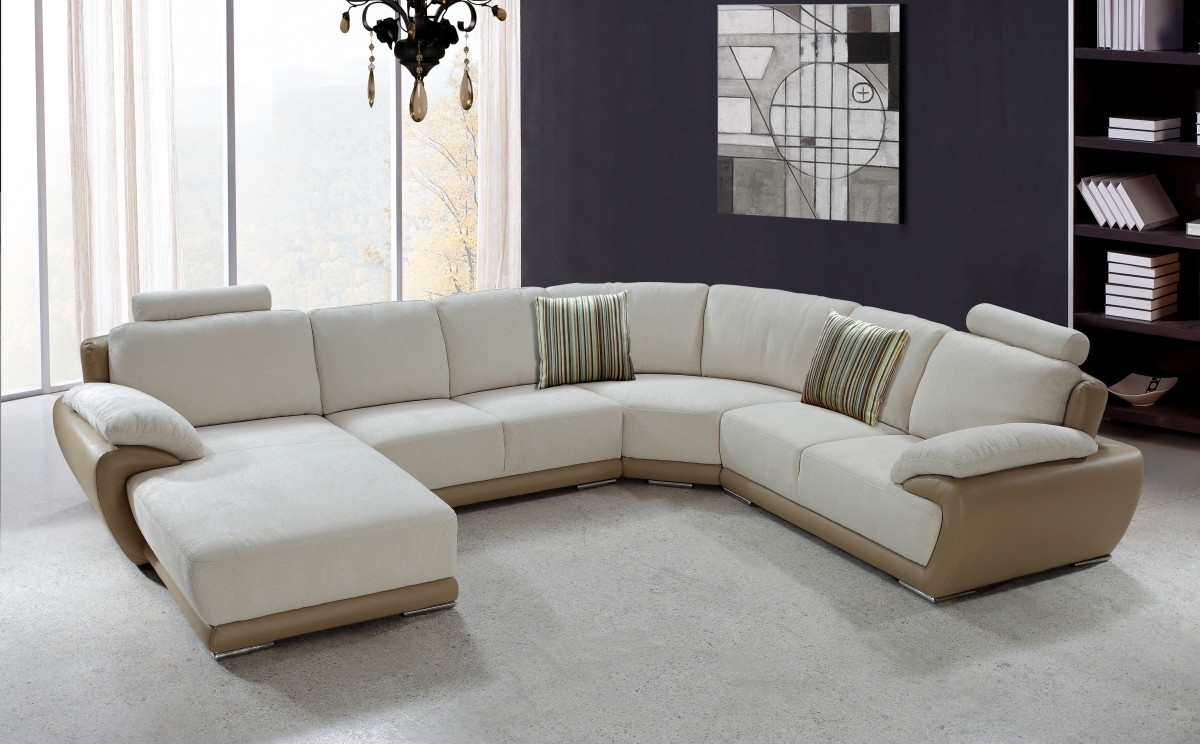 Modern Sofa Sectional : The Holland – Tips Choosing Modern Sofa With Regard To Trendy Unique Sectional Sofas (View 13 of 15)