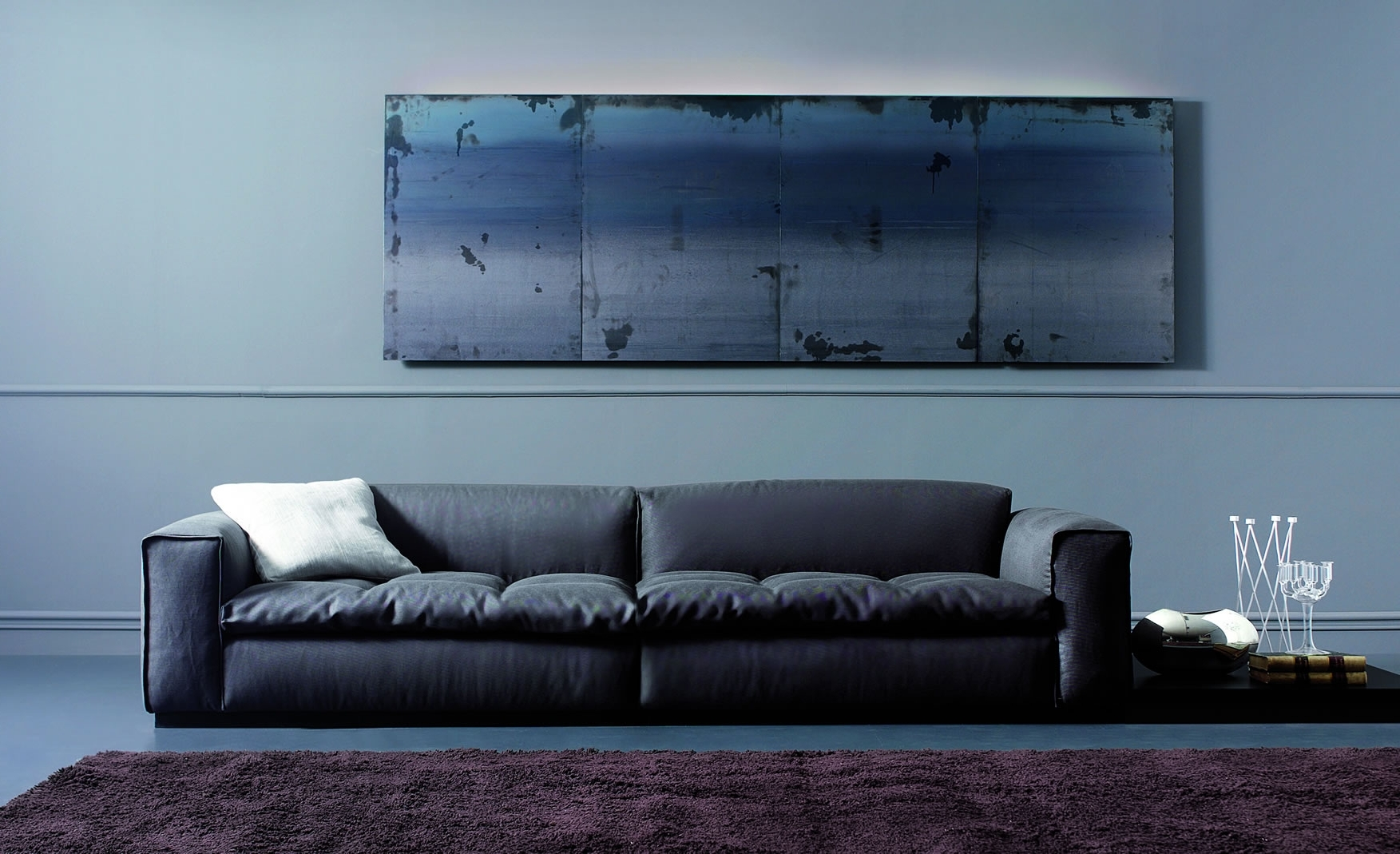 Modern Sofas Intended For Most Recent Italian Sofas At Momentoitalia – Modern Sofas,designer Sofas (View 14 of 15)