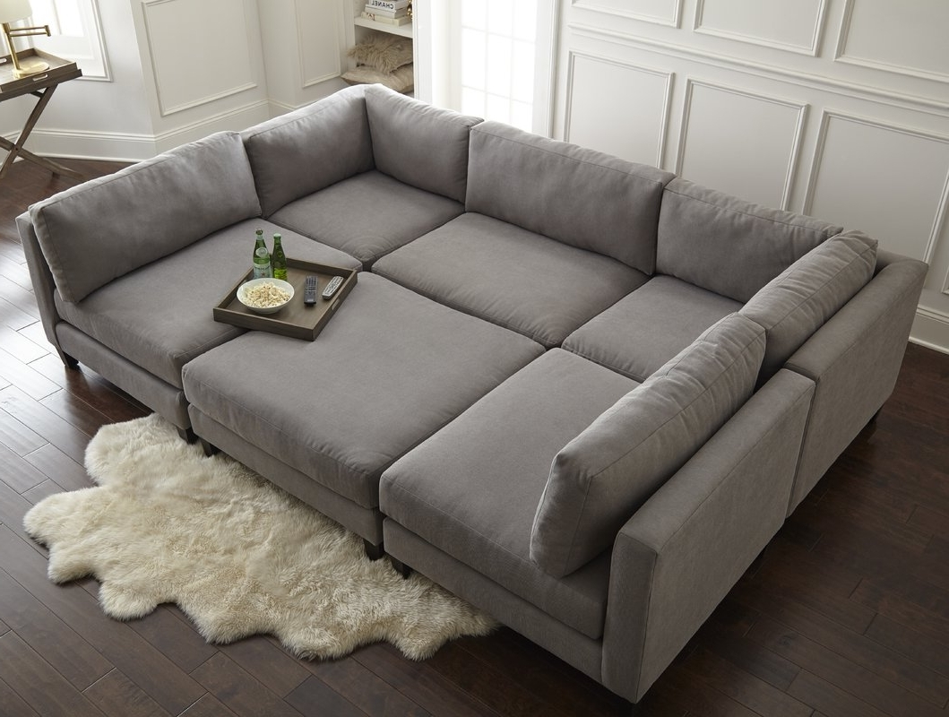 Modular Sectional Sofas Throughout Recent $ (View 9 of 15)