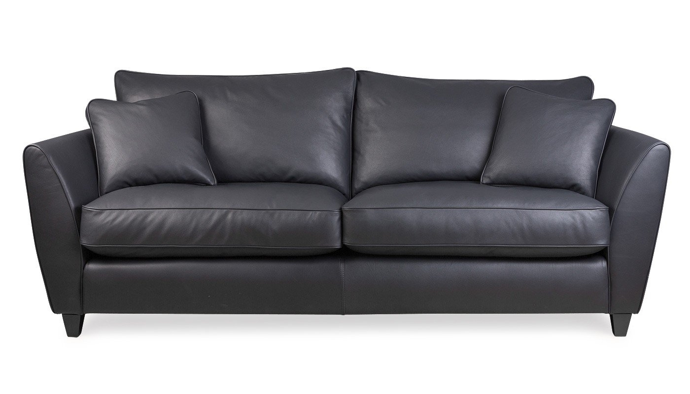 Most Current 4 Seat Leather Sofas Inside Heal's Torino 4 Seater Sofa (View 8 of 15)