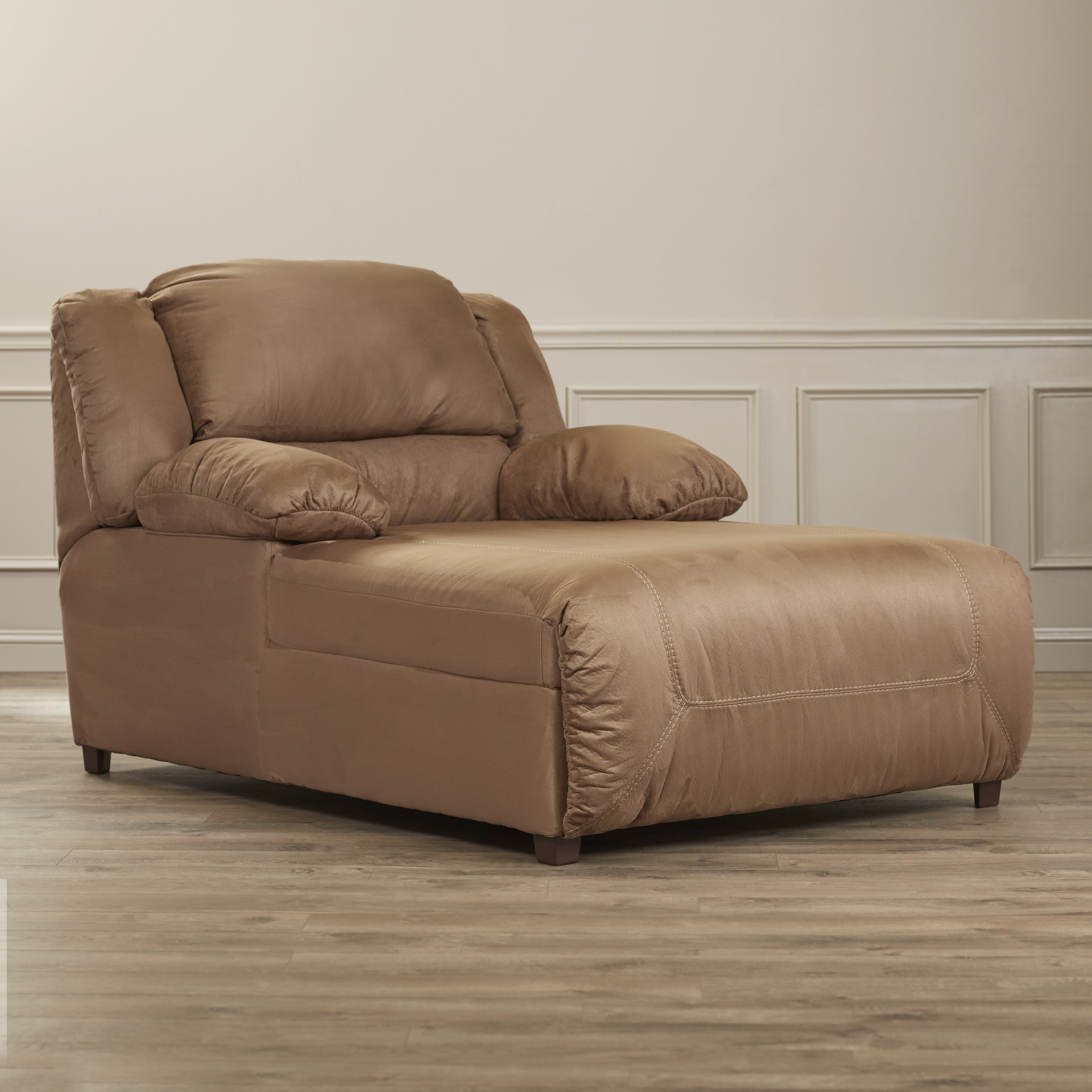Most Current Awesome Microfiber Chaise Lounge Chair – Home Inside Microfiber Chaises (View 12 of 15)
