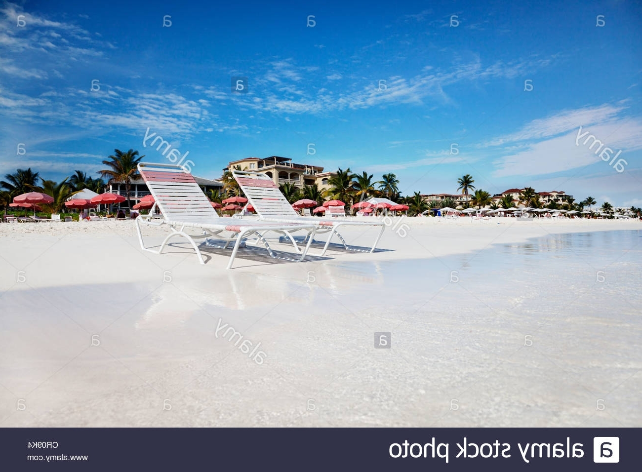 Most Current Beach Chaises At Water's Edge On The Soft White Sands Of Grace Bay Regarding Beach Chaises (View 15 of 15)