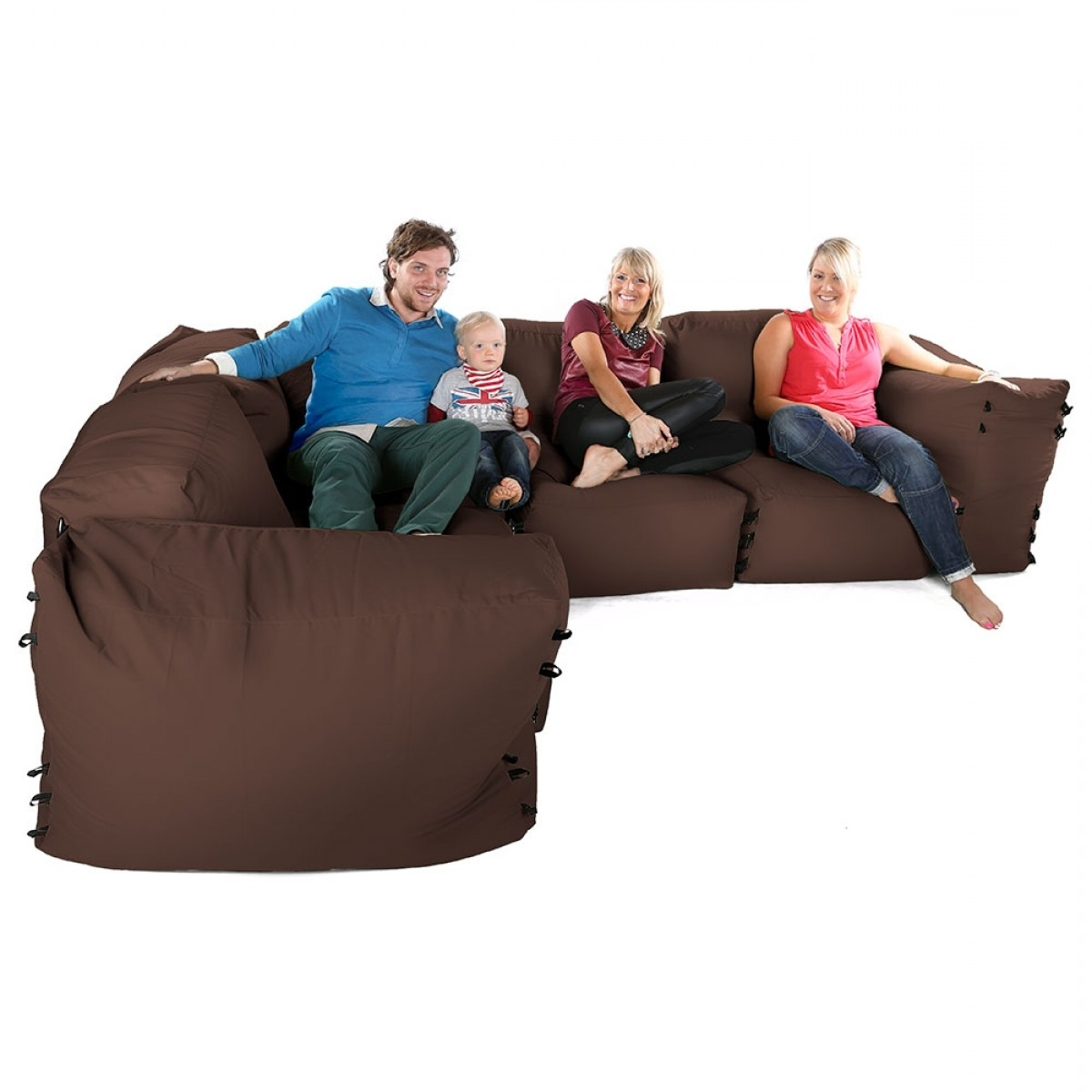 Most Current Beanbag Sofa – Home Design Ideas And Pictures Regarding Bean Bag Sofas And Chairs (View 9 of 15)