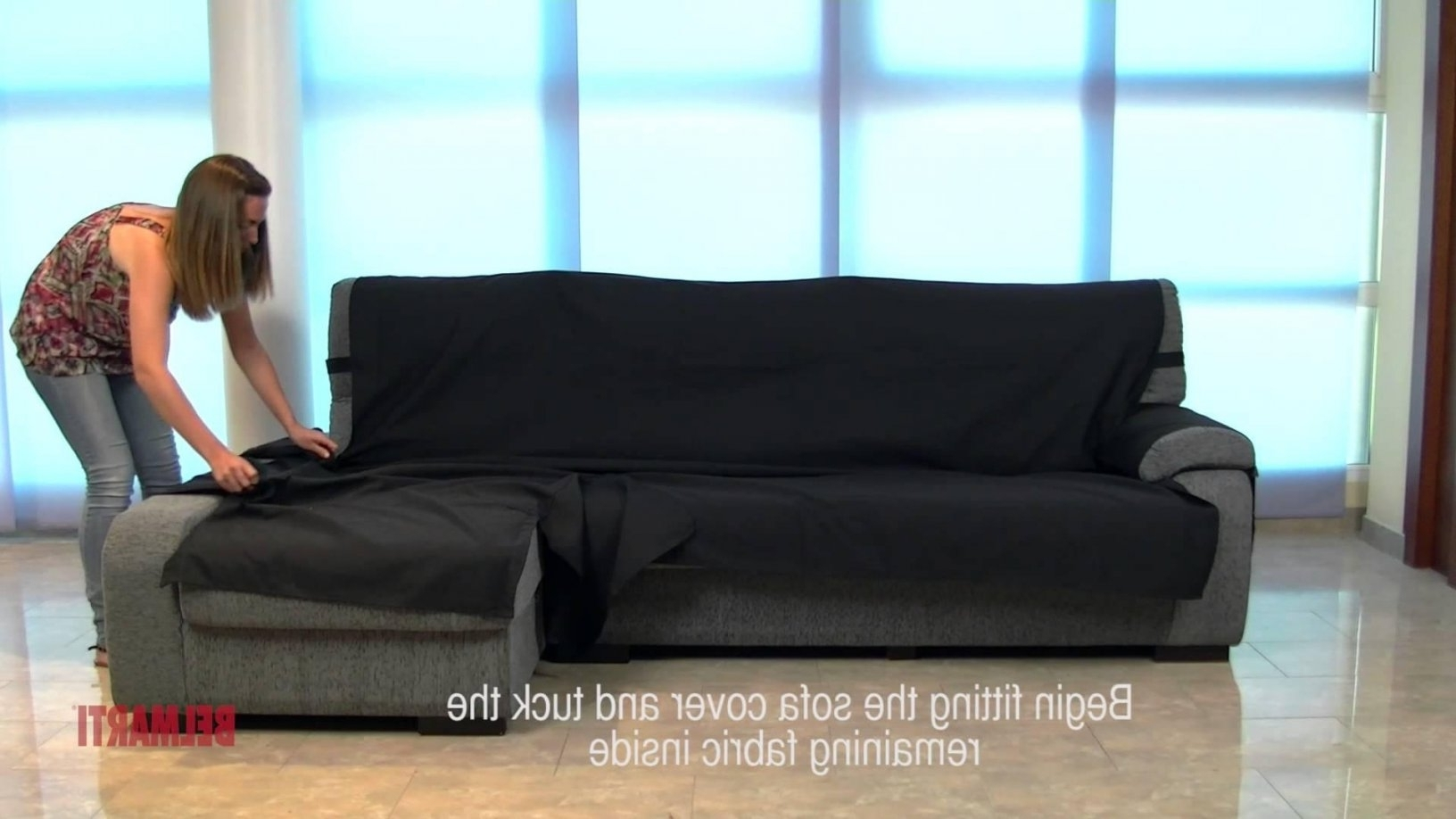 Most Current Chaise Covers With Regard To Chaise Lounge Sofa Covers (View 10 of 15)