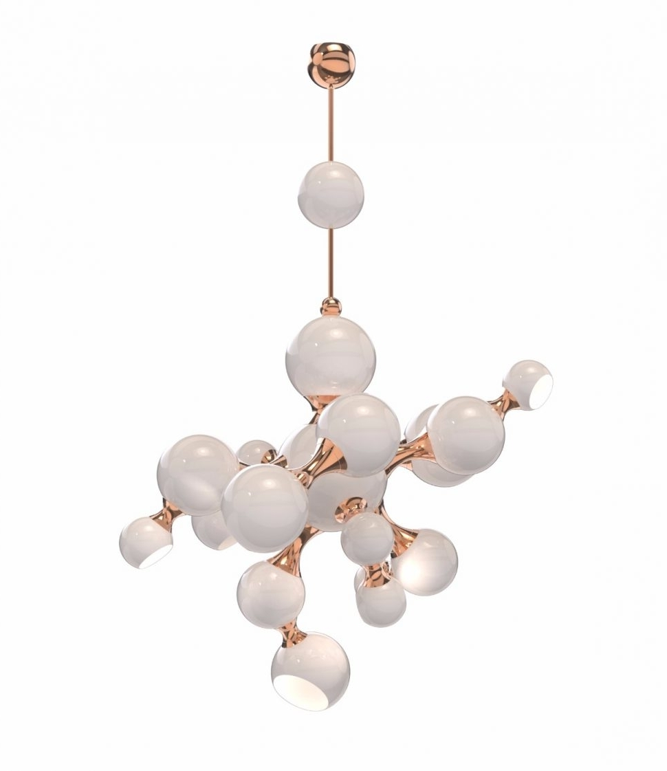 Most Current Chandeliers Design : Awesome Meet Atomic The Chosen Modern Pertaining To Atom Chandeliers (View 10 of 15)