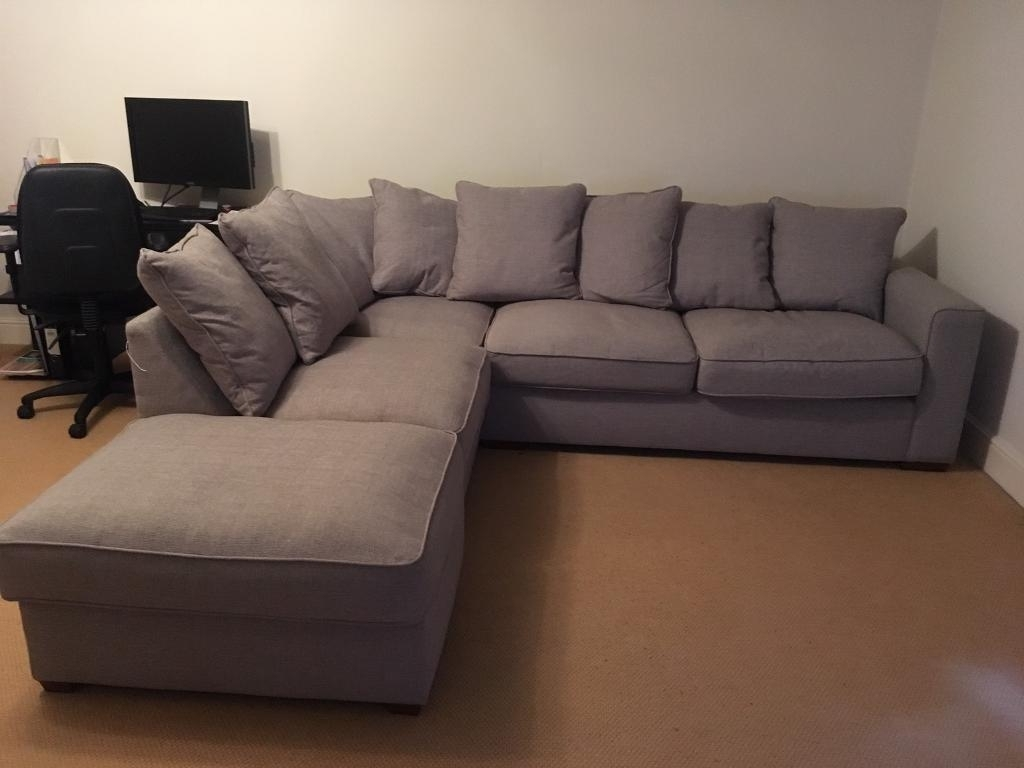 Most Current Corner Sofa Chairs Pertaining To Furniture Village Dune Corner Sofa £ (View 10 of 15)