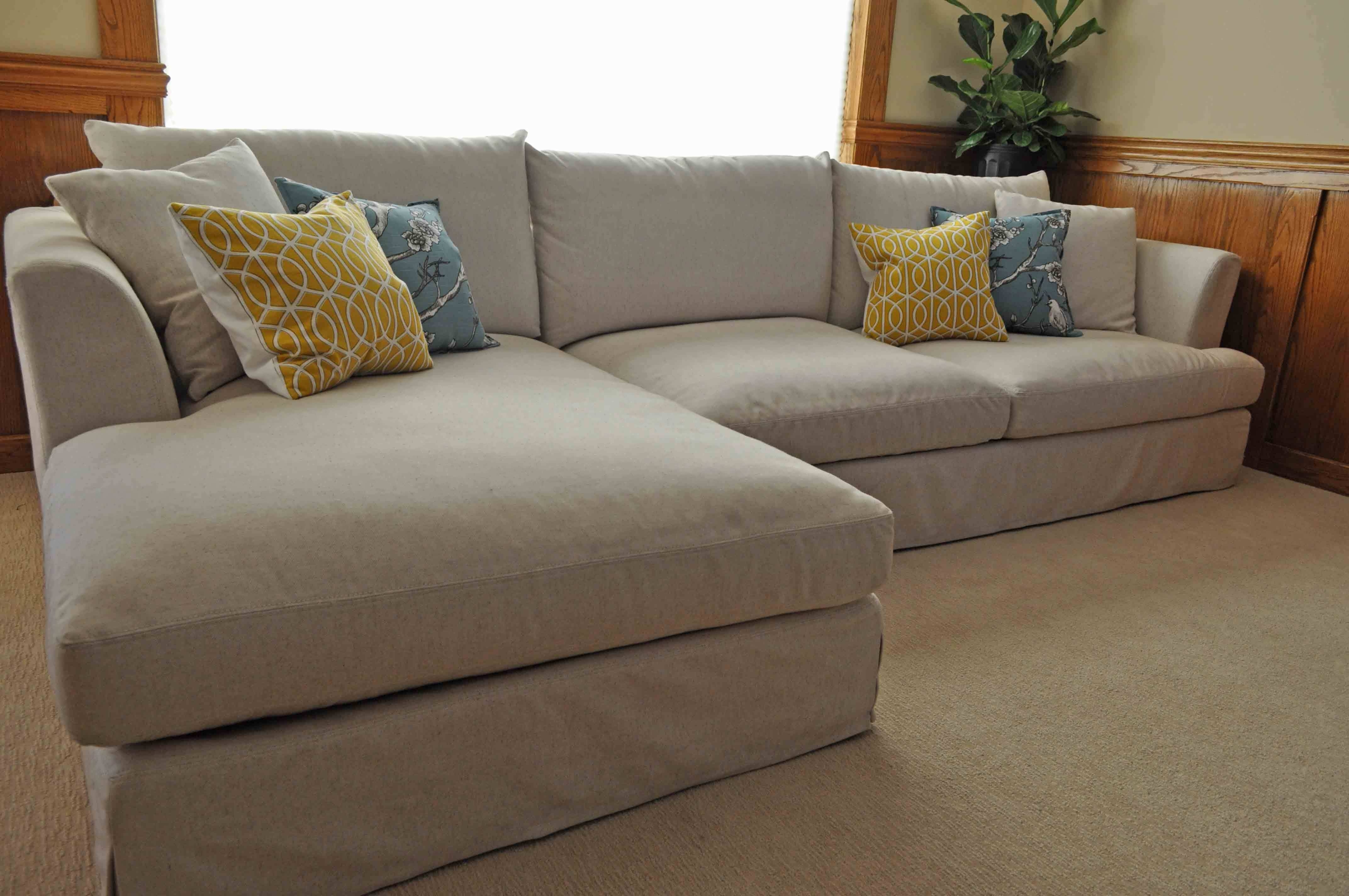 Most Current Deep Sofas With Chaise Intended For Sofa : Leather Reclining Sectional Modern Sectional Sofas (View 10 of 15)