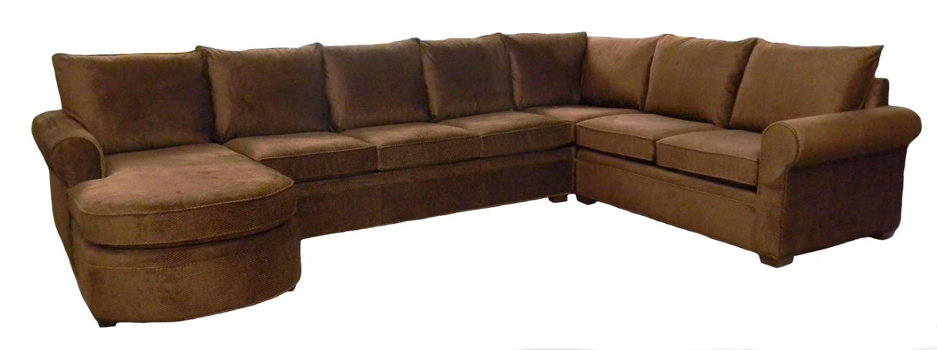 Most Current Examples Custom Sectional Sofas Carolina Chair Furniture For Customizable Sectional Sofas (View 8 of 15)
