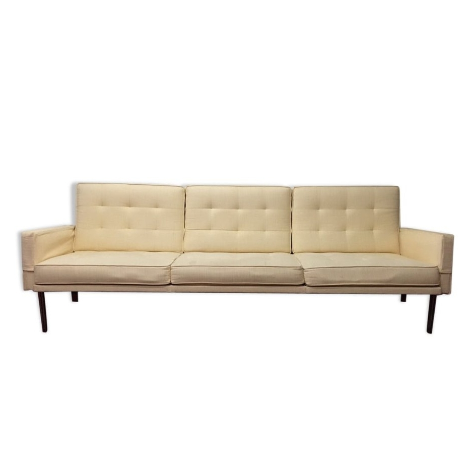 Most Current Florence Grand Sofas In Grand Sofa From Florence Knoll Circa 1960 Beige – Benches – Sofa (View 12 of 15)