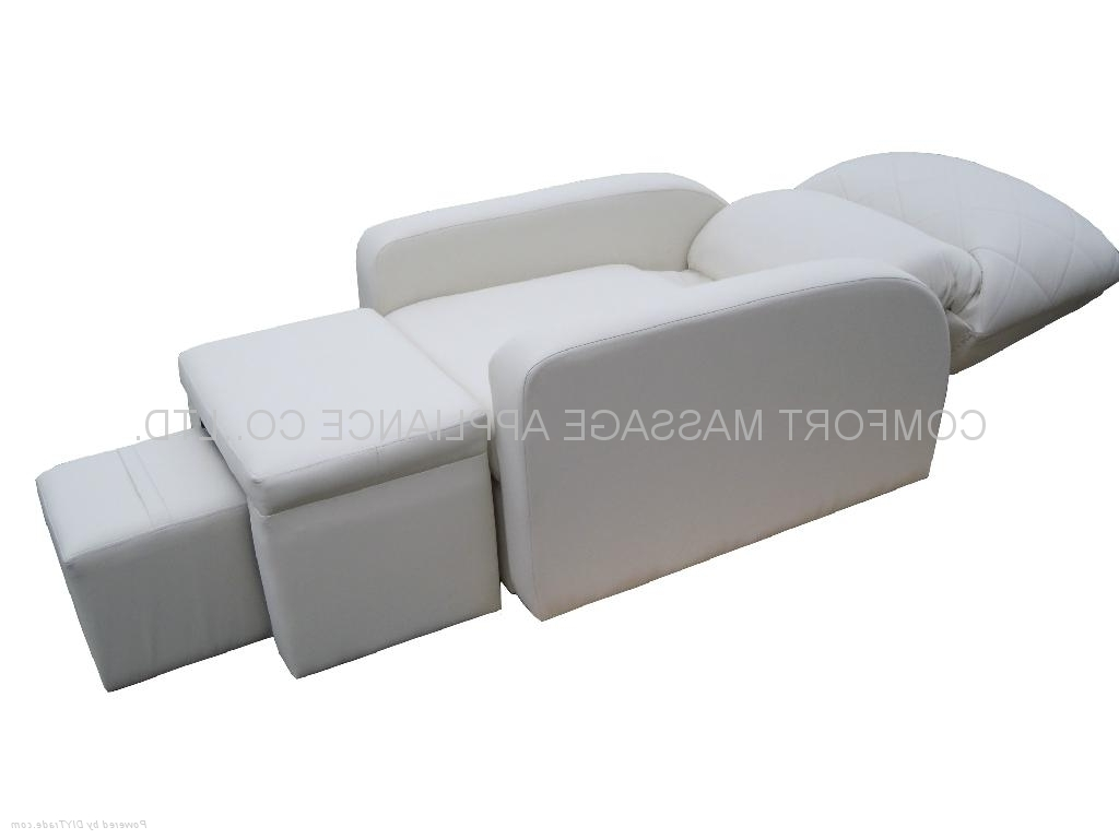 Most Current Foot Massage Sofa With Pu Leather – Sf Pu – No1St (China With Regard To Foot Massage Sofas (View 2 of 15)