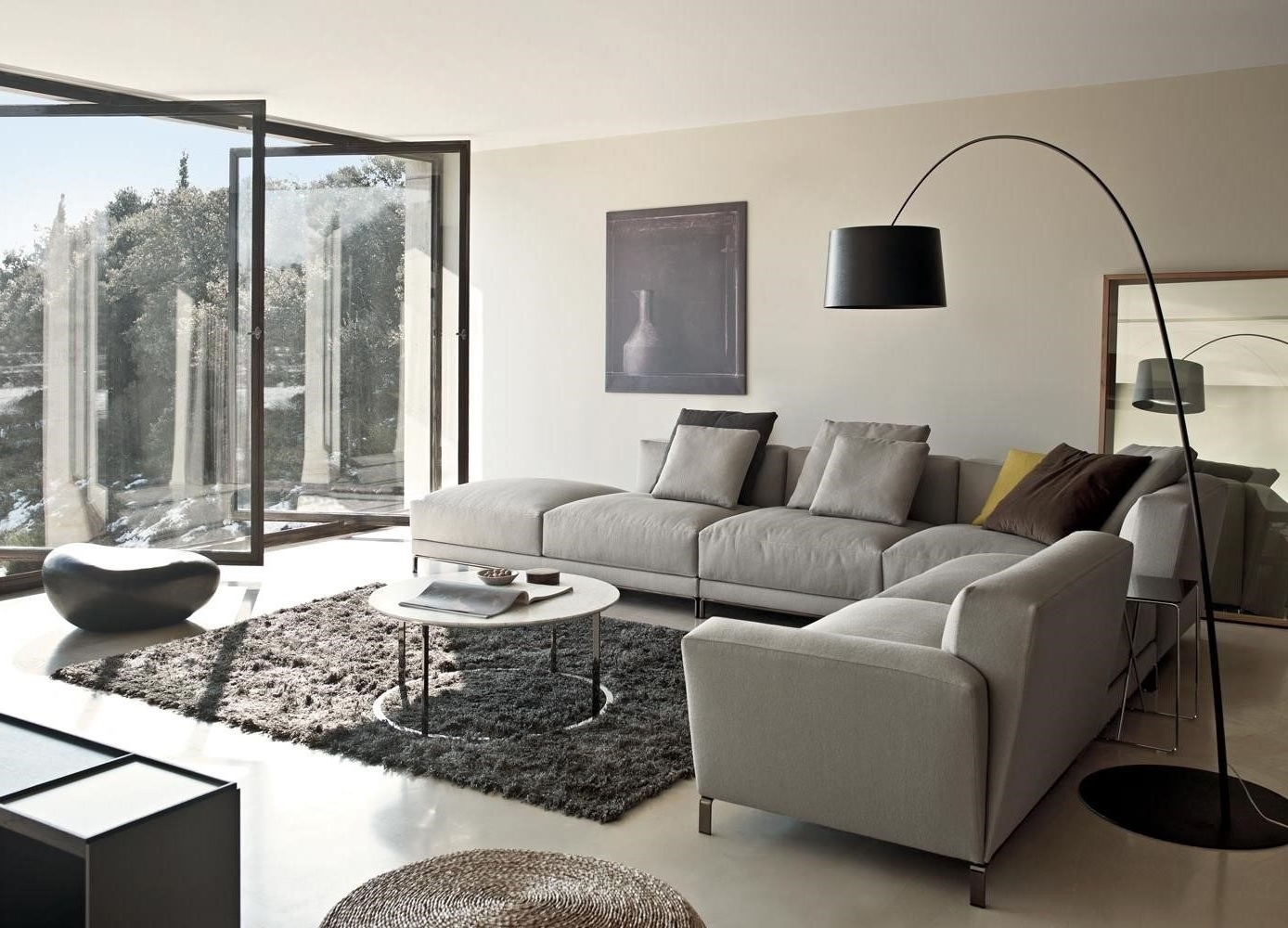 Most Current How To Decorate A Living Room With A Sectional Couch Sectional With Sectional Sofas Decorating (View 8 of 15)