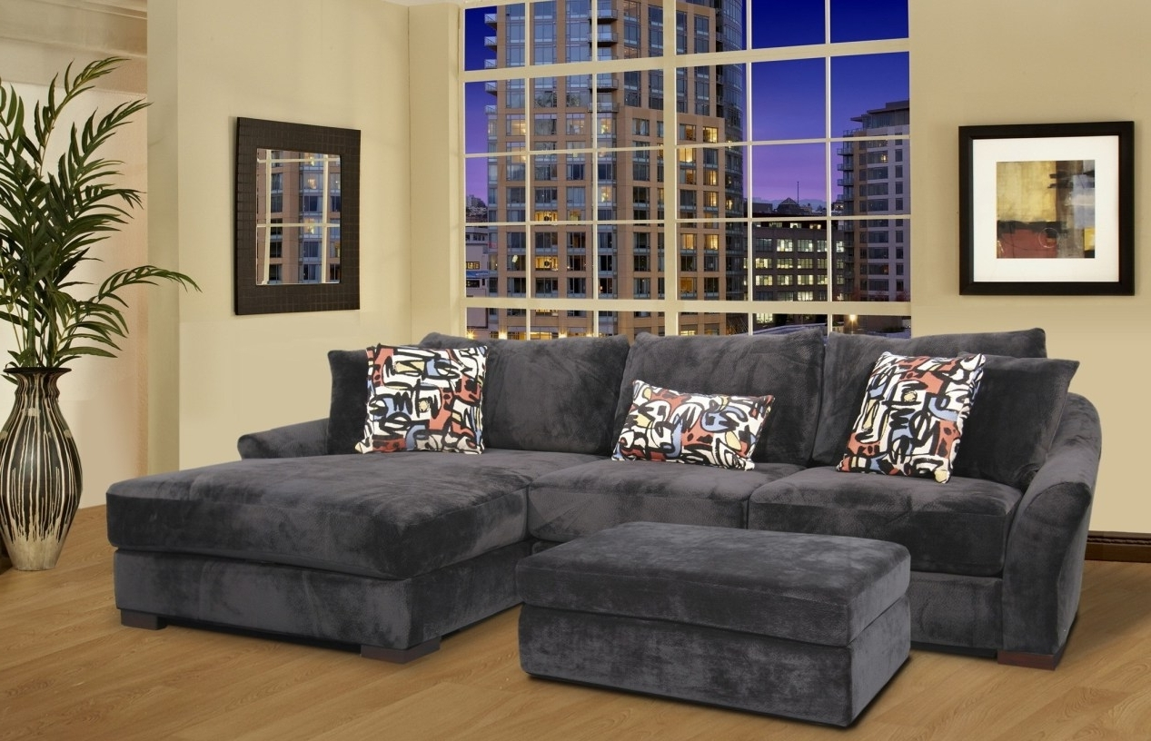 Most Current Infatuate Wide Seat Sectional Sofas Astounding Pleasing Important Inside Wide Seat Sectional Sofas (View 11 of 15)
