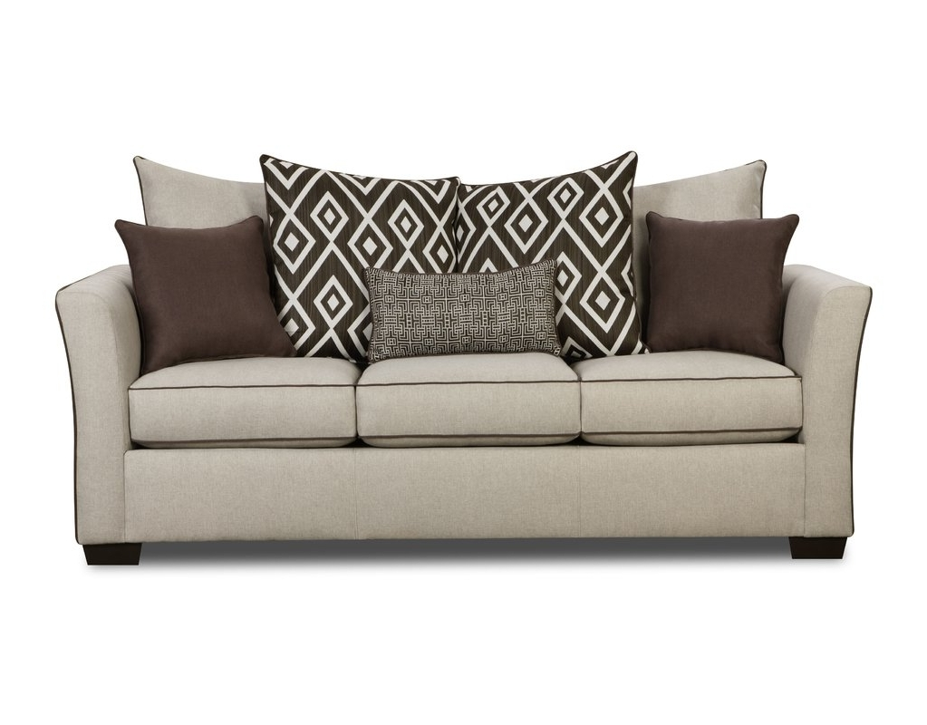 Most Current Latitude Run Simmons Upholstery Heath Sleeper Sofa & Reviews (View 4 of 15)