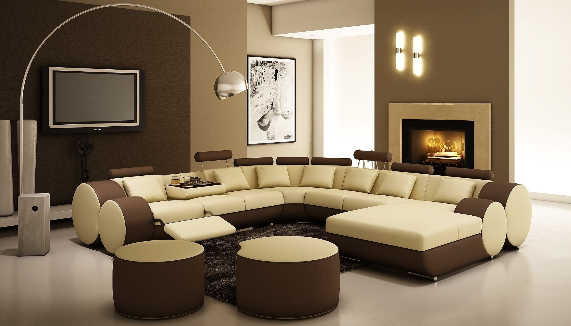 Most Current Miami Sectional Sofas Regarding Living Room : Furniture Living Room Sectional Sofas Miami And Big (View 13 of 15)