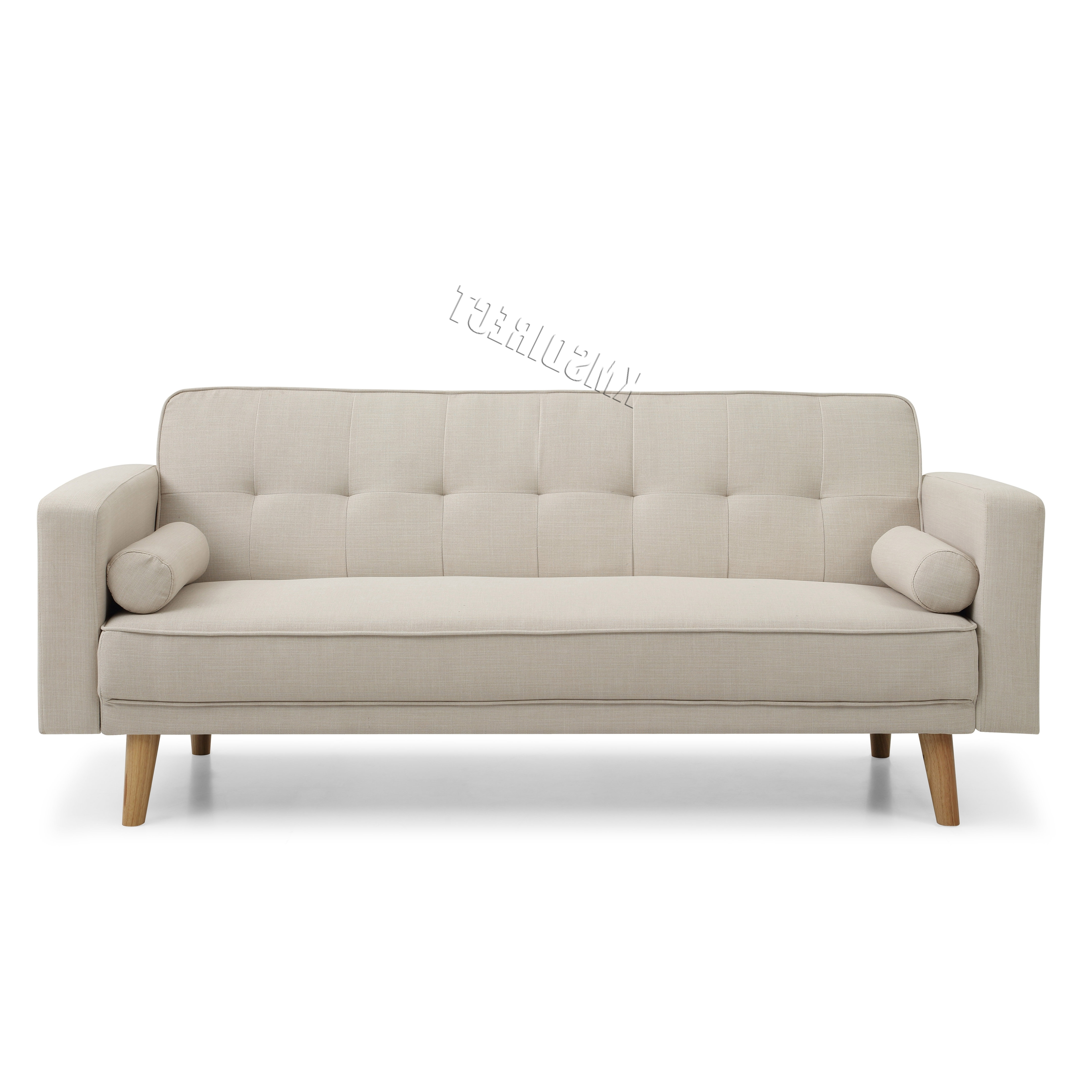Most Current Modern 3 Seater Sofas Inside Westwood Fabric Sofa Bed 3 Seater Couch Luxury Modern Home (View 11 of 15)