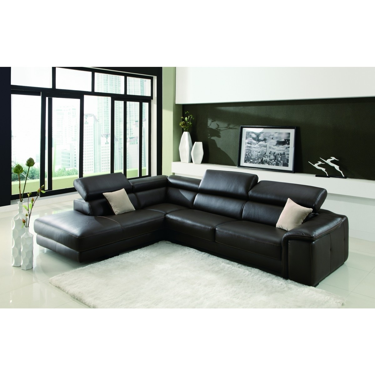 Most Current Nashua Nh Sectional Sofas Within Deon Sectional Sofacreative Furniture – Italmoda Furniture Store (View 6 of 15)