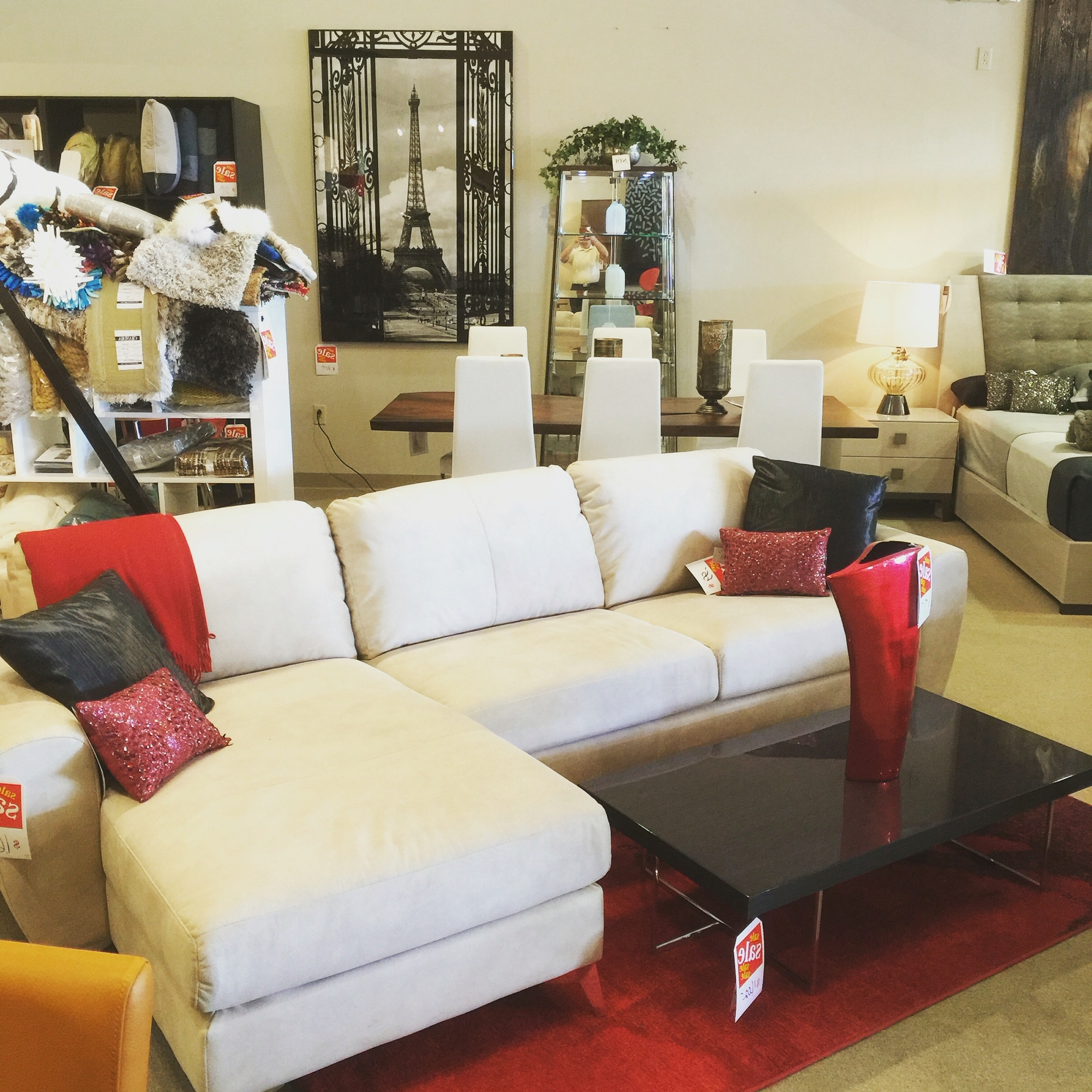 Most Current New Orleans Sectional Sofas Within Vivy Fabric Sectional Palliser Scandinavia Inc New Orleans (View 7 of 15)