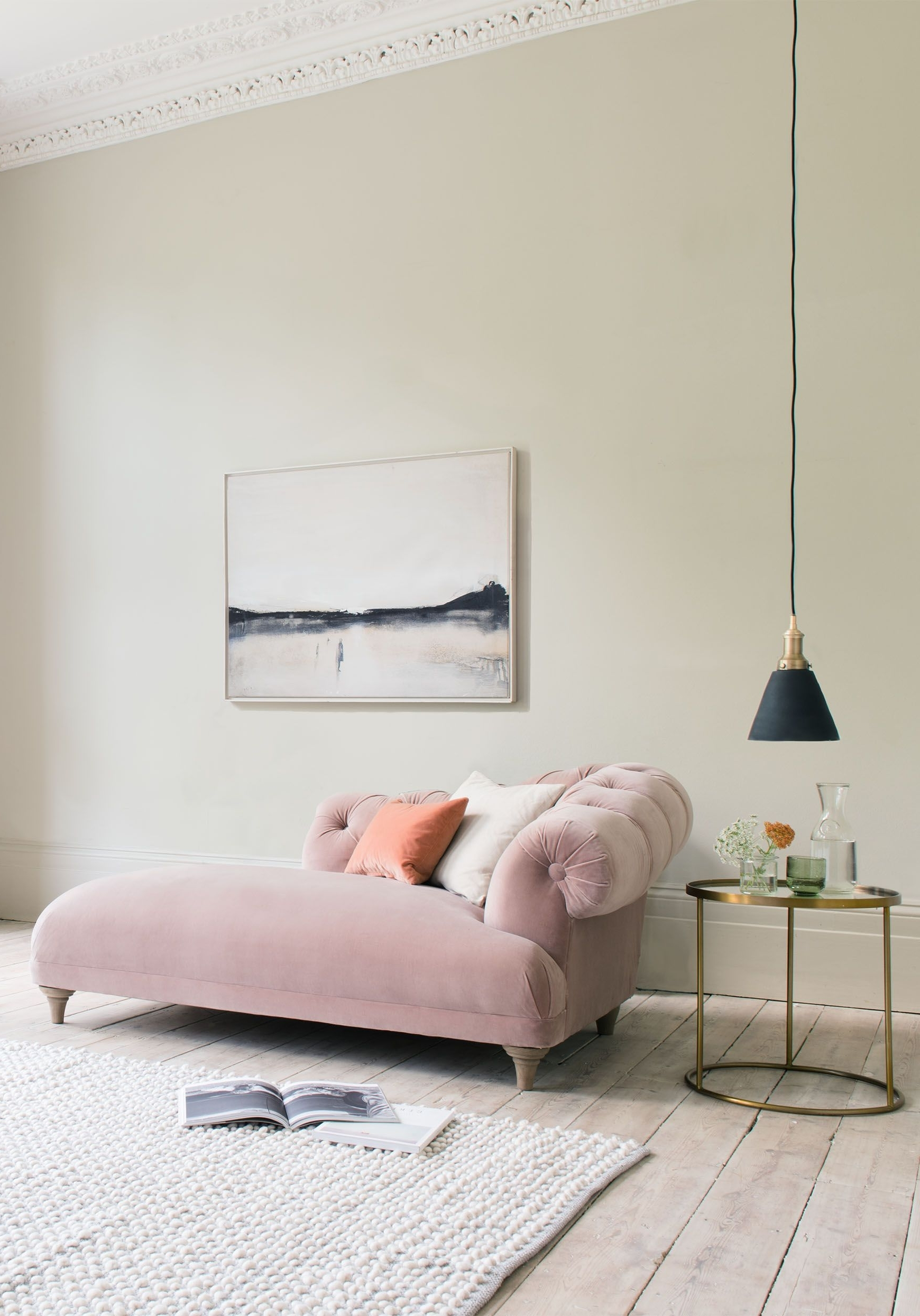 Most Current Pink Chaises Regarding Fats Chaise Longue (View 7 of 15)