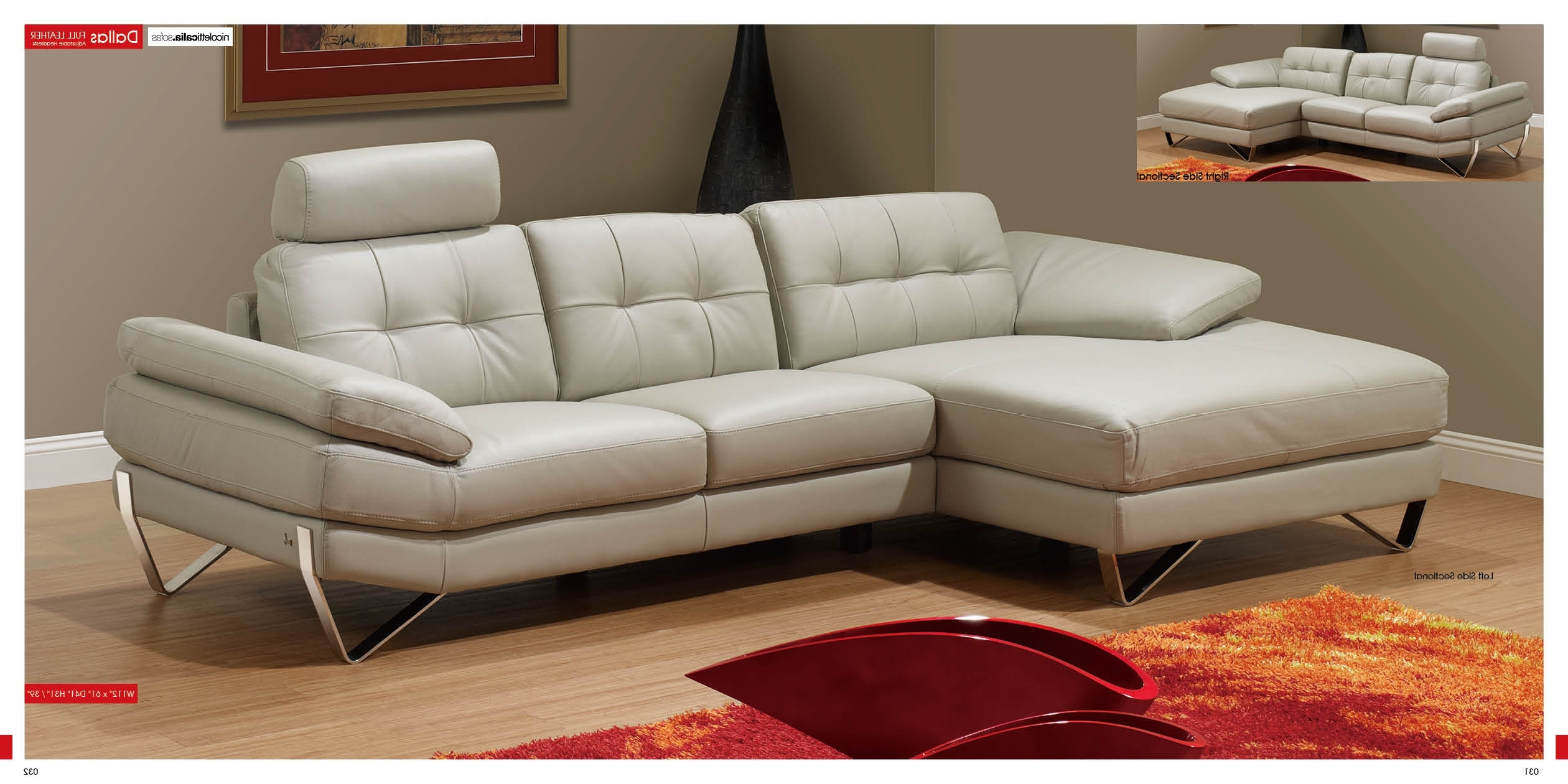 Featured Photo of Dallas Sectional Sofas