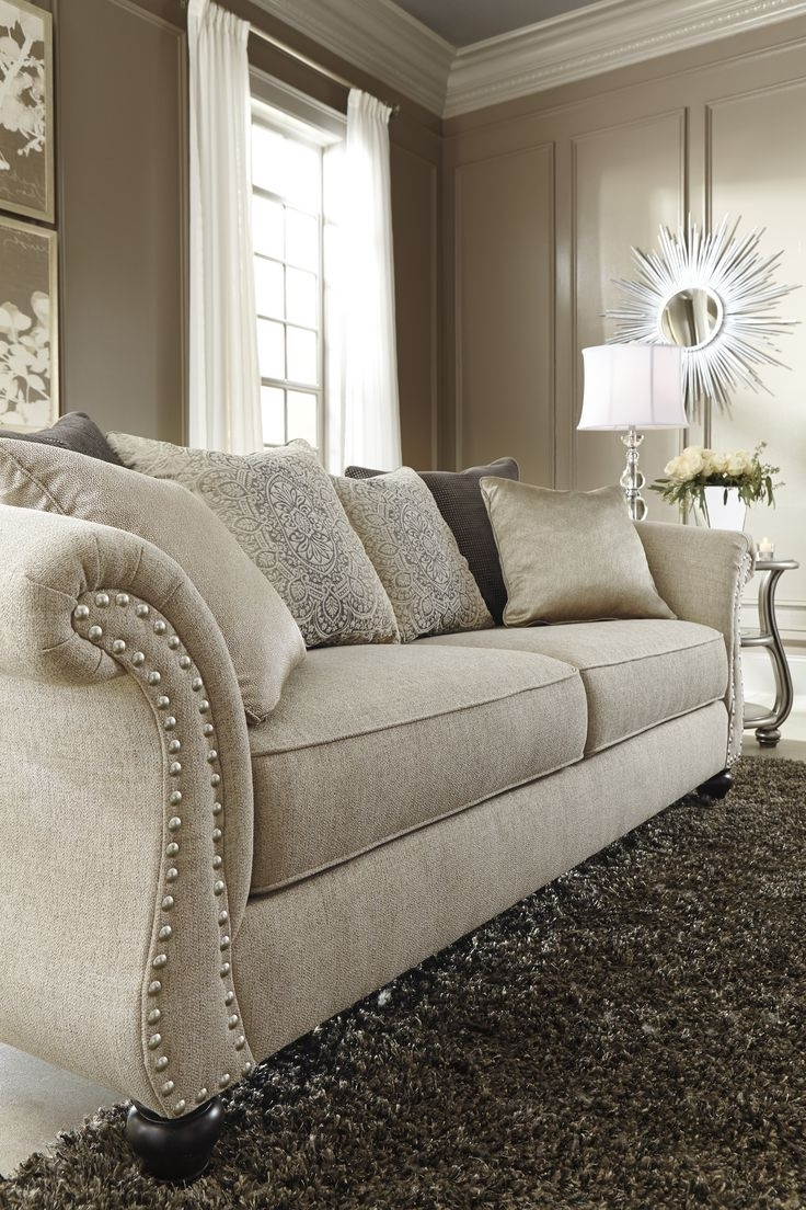 Most Current Sectional Sofas At Ashley For Living Room : Elegant Sofa Ashley Furniture Living Room Curtains (View 7 of 15)