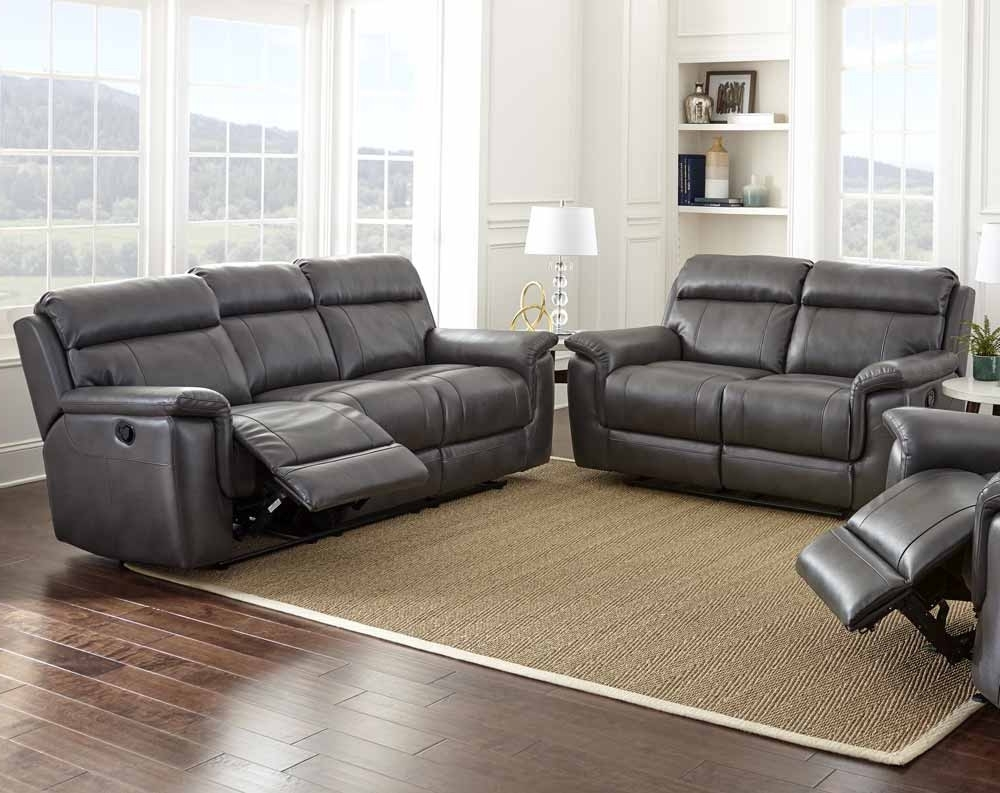 Most Current Sofa : Standard Reclining Sofa Reclining Sofa Sets Power Reclining For Recliner Sofas (View 8 of 15)