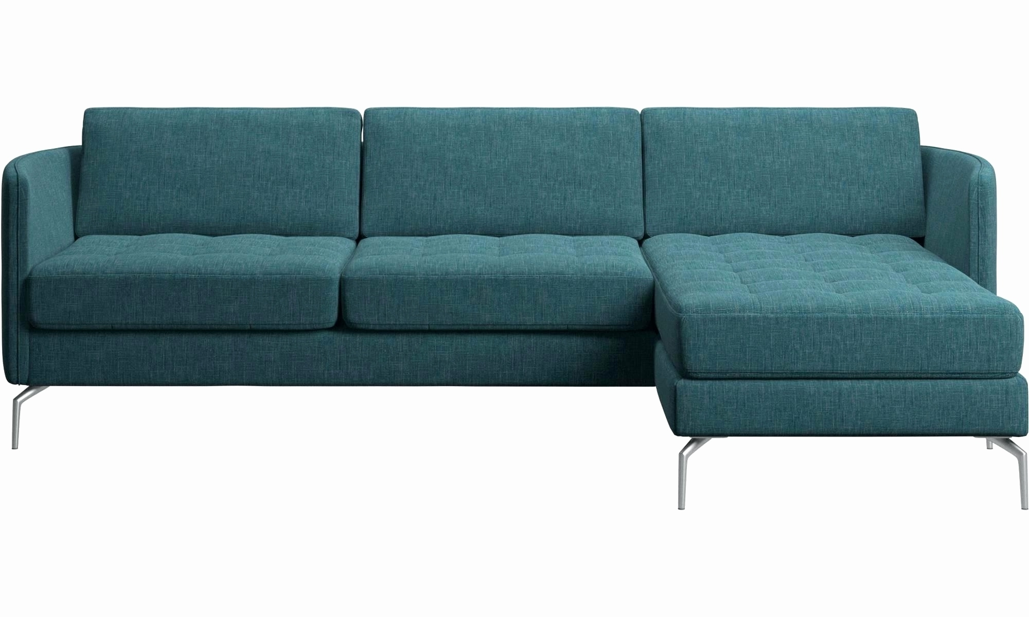 Most Current Sofas : 2 Piece Sectional Sofa Double Chaise Lounge Sofa Chaise Regarding Sofas With Chaise Lounge (View 3 of 15)