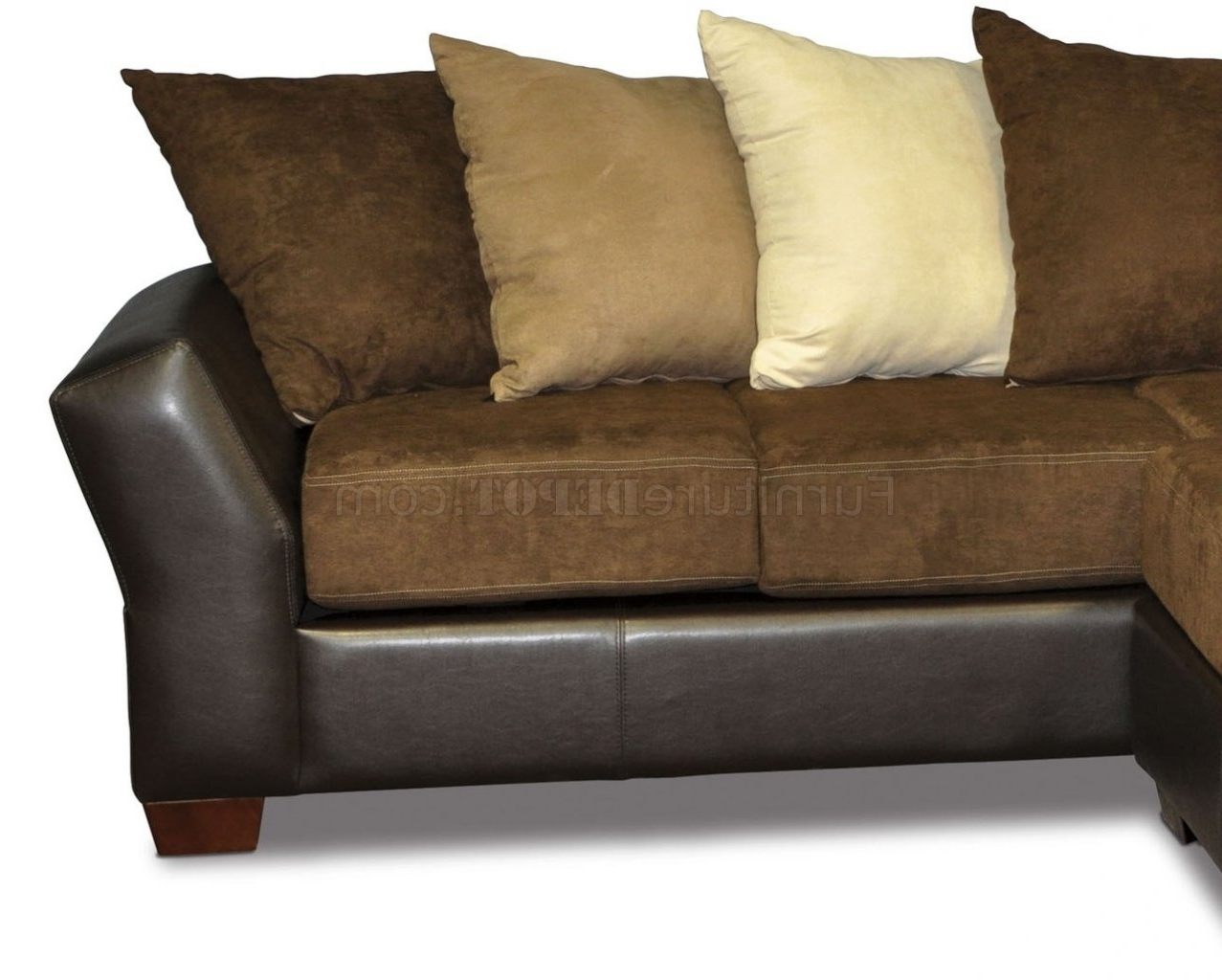 Most Current Sofas With Oversized Pillows In Large Pillows For Sofa – Mforum (View 2 of 15)