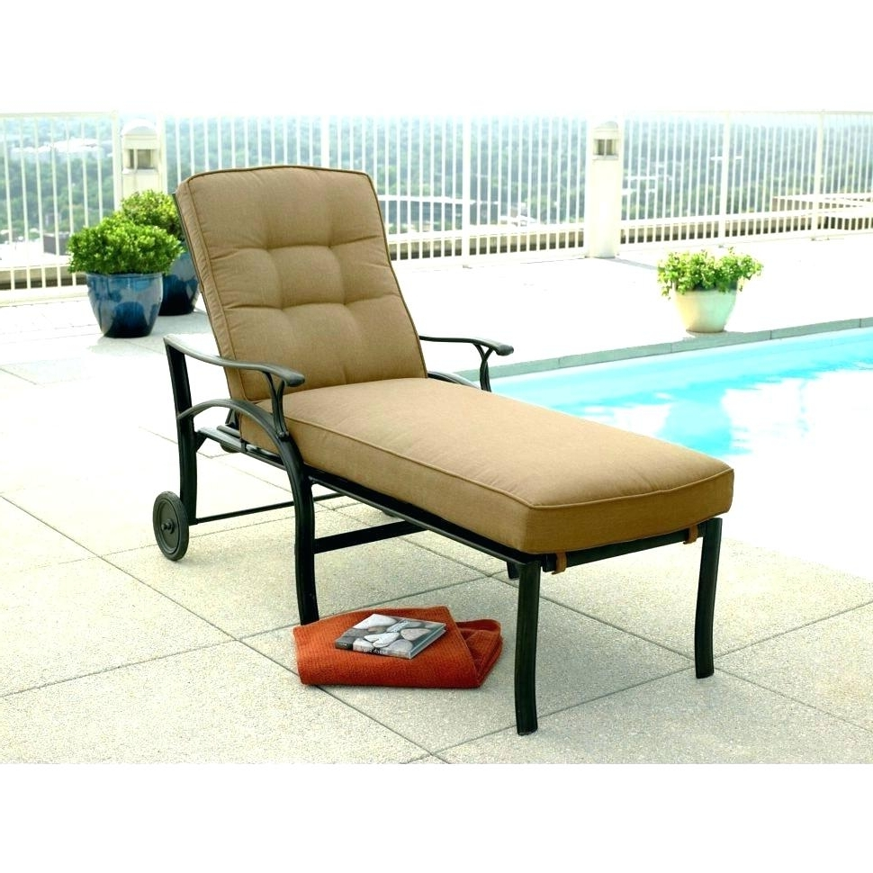 Most Current Target Outdoor Chaise Lounges Pertaining To Decoration: Cool Lounge Chairs (View 5 of 15)