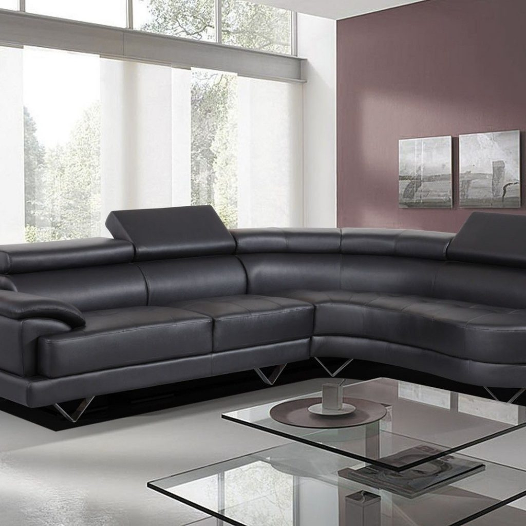 Most Current White Leather Corner Sofas Within Gallery White Leather Corner Sofa Sale – Buildsimplehome (View 15 of 15)