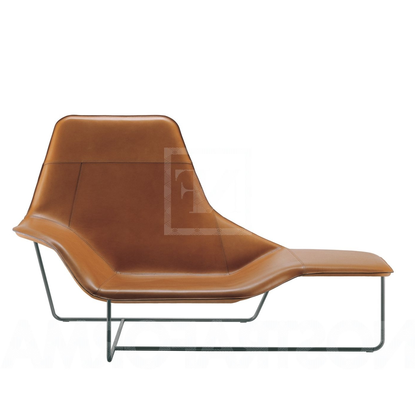 Most Current Zanotta Lama Chaise Longue » Modern And Contemporary Lighting With Modern Chaise Longues (View 9 of 15)