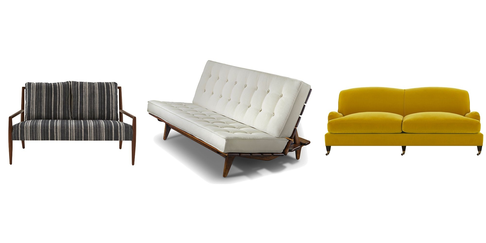 Most Popular Apartment Sofas Intended For 16 Best Apartment Size Sofas – Couches For Small Apartments (View 10 of 15)