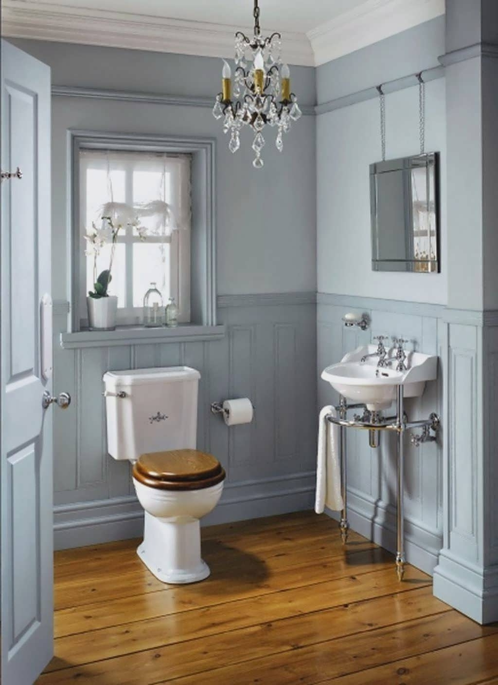 Most Popular Bathroom Chandelier Lighting With Easy Mini Bathroom Chandelier Remarkable – Home Ideas (View 9 of 15)
