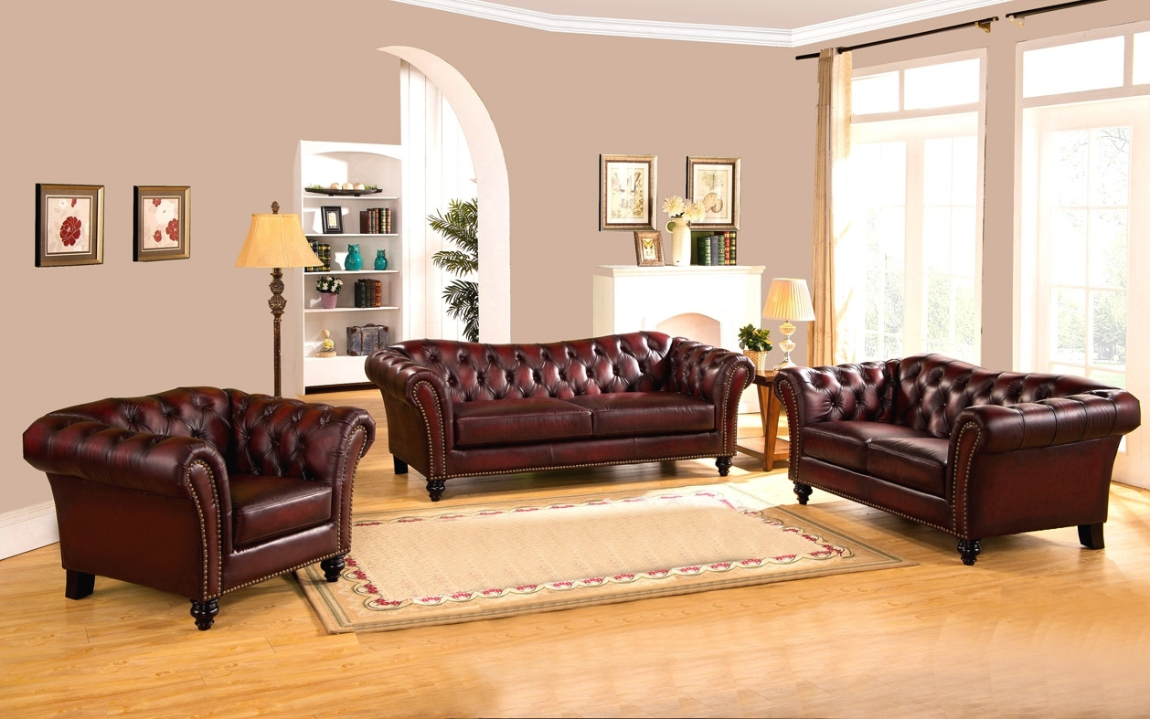 Most Popular Canterbury Leather Sofas With Sofas – Amax Leather (View 1 of 15)