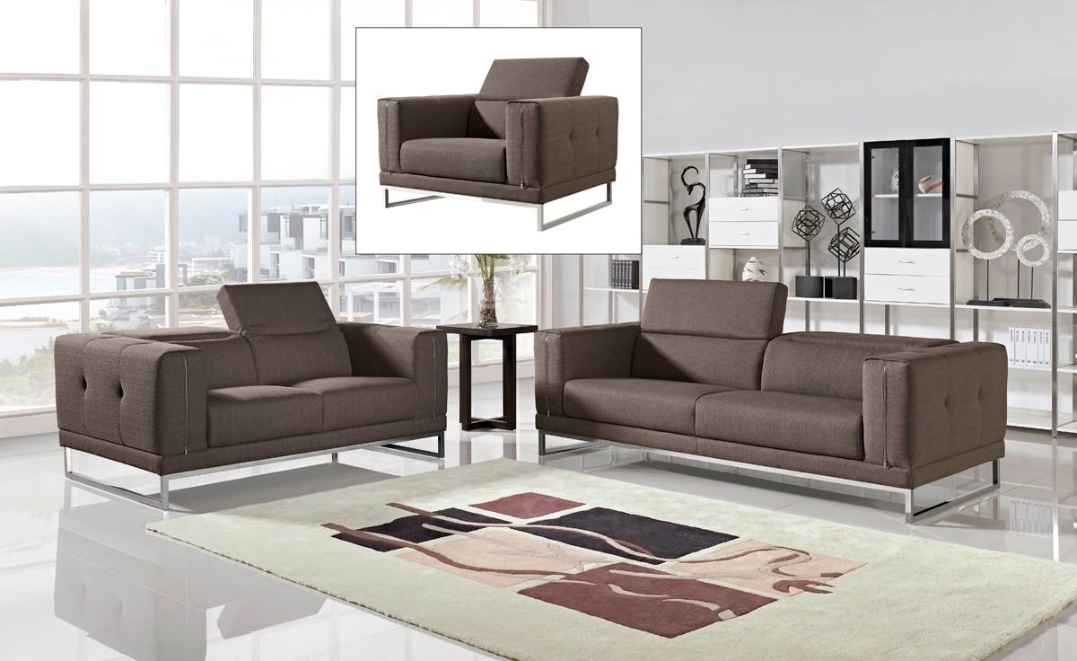 Most Popular Contemporary Fabric Sofas Pertaining To Sofa : Charming Modern Fabric Sofa Set Cado Furniture Hugo Sofas (View 9 of 15)