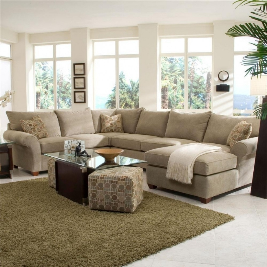 Most Popular Extra Large Sofas For Furniture: Recliner Sectional (View 11 of 15)