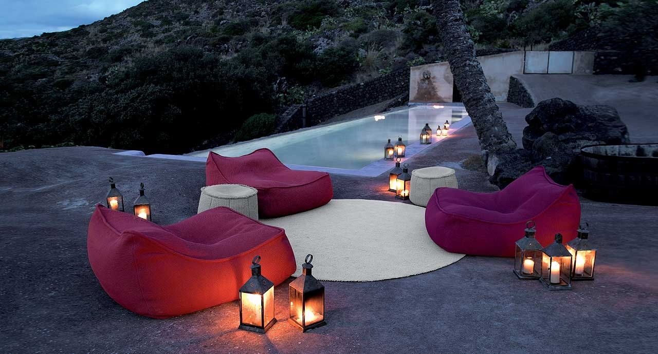 Most Popular Float – Paola Lenti Intended For Floating Chaise Lounges (View 15 of 15)
