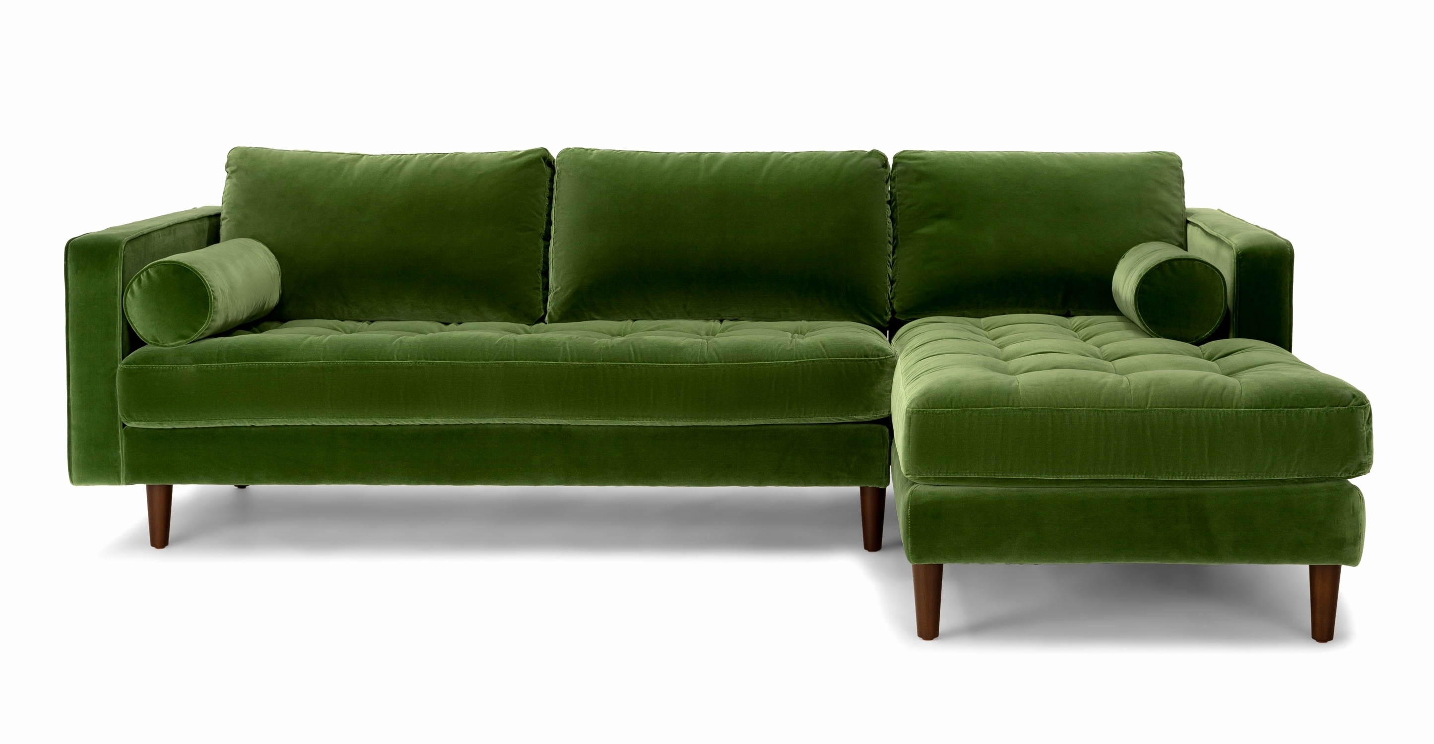 Most Popular Green Sectional Sofas With Chaise With Regard To New 5 Piece Sectional Sofa With Chaise 2018 – Couches Ideas (View 10 of 15)