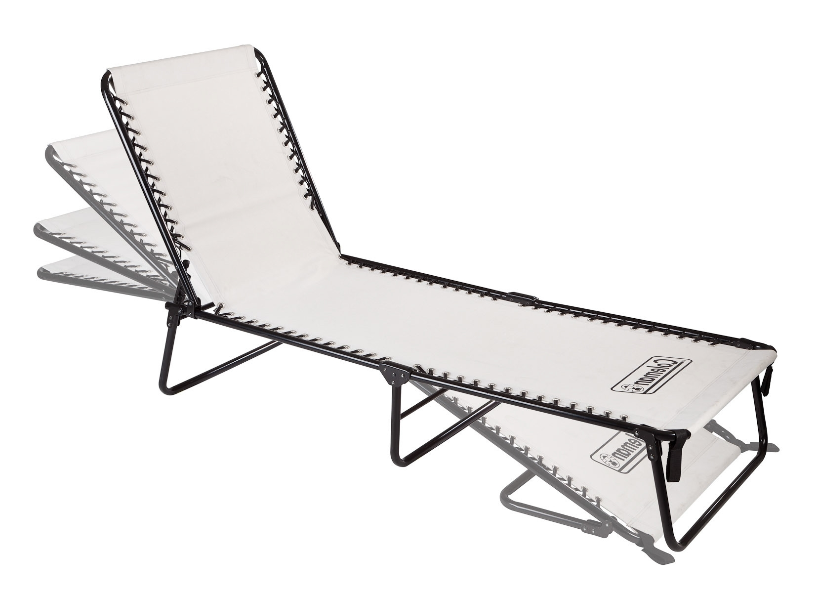 Most Popular Heavy Duty Outdoor Chaise Lounge Chairs In Lounge Chairs : Best Folding Camp Chair Black Outdoor Chaise (View 8 of 15)