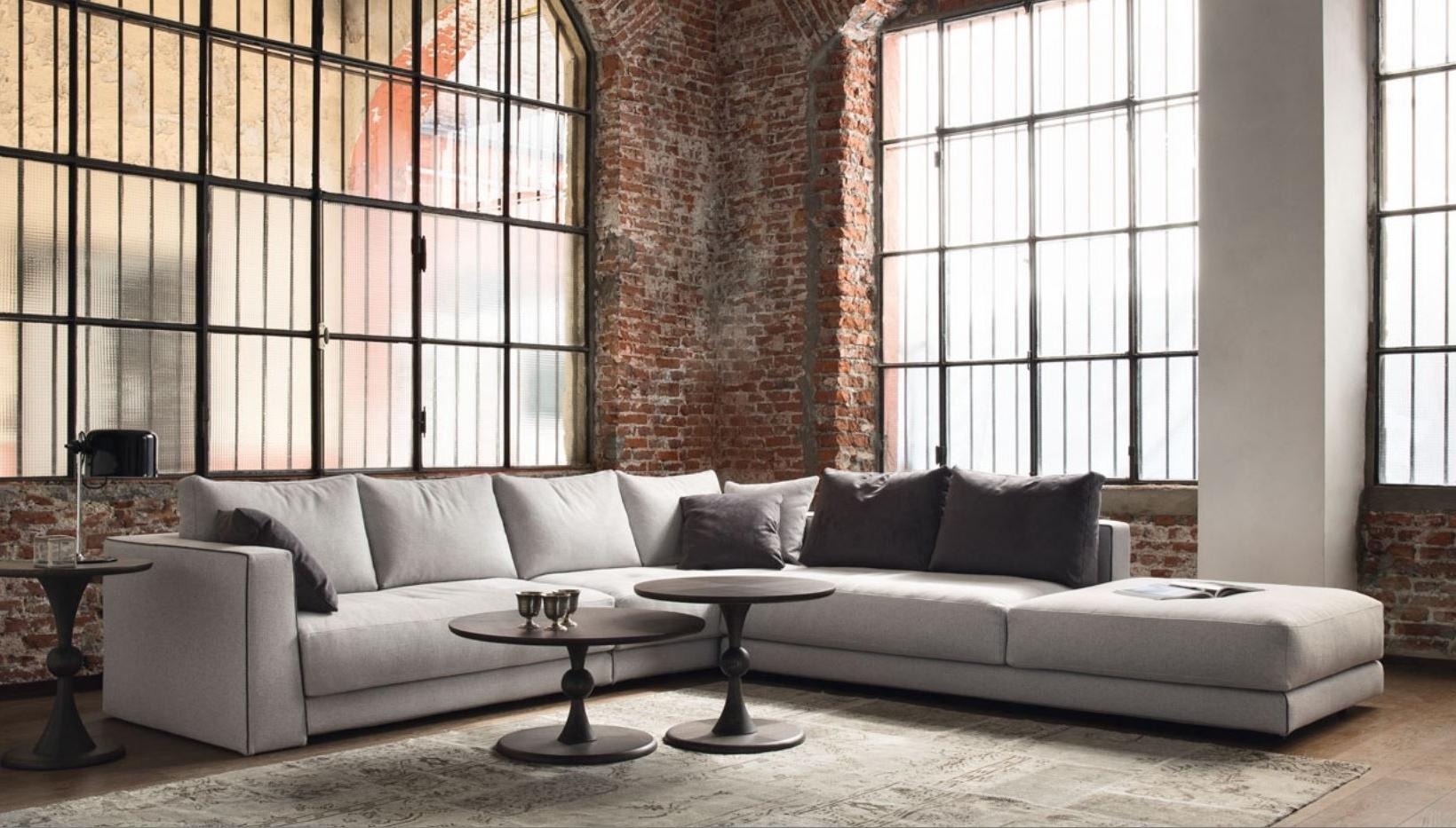 Most Popular Italian Sofas At Momentoitalia – Modern Sofas,designer Sofas With Long Modern Sofas (View 13 of 15)