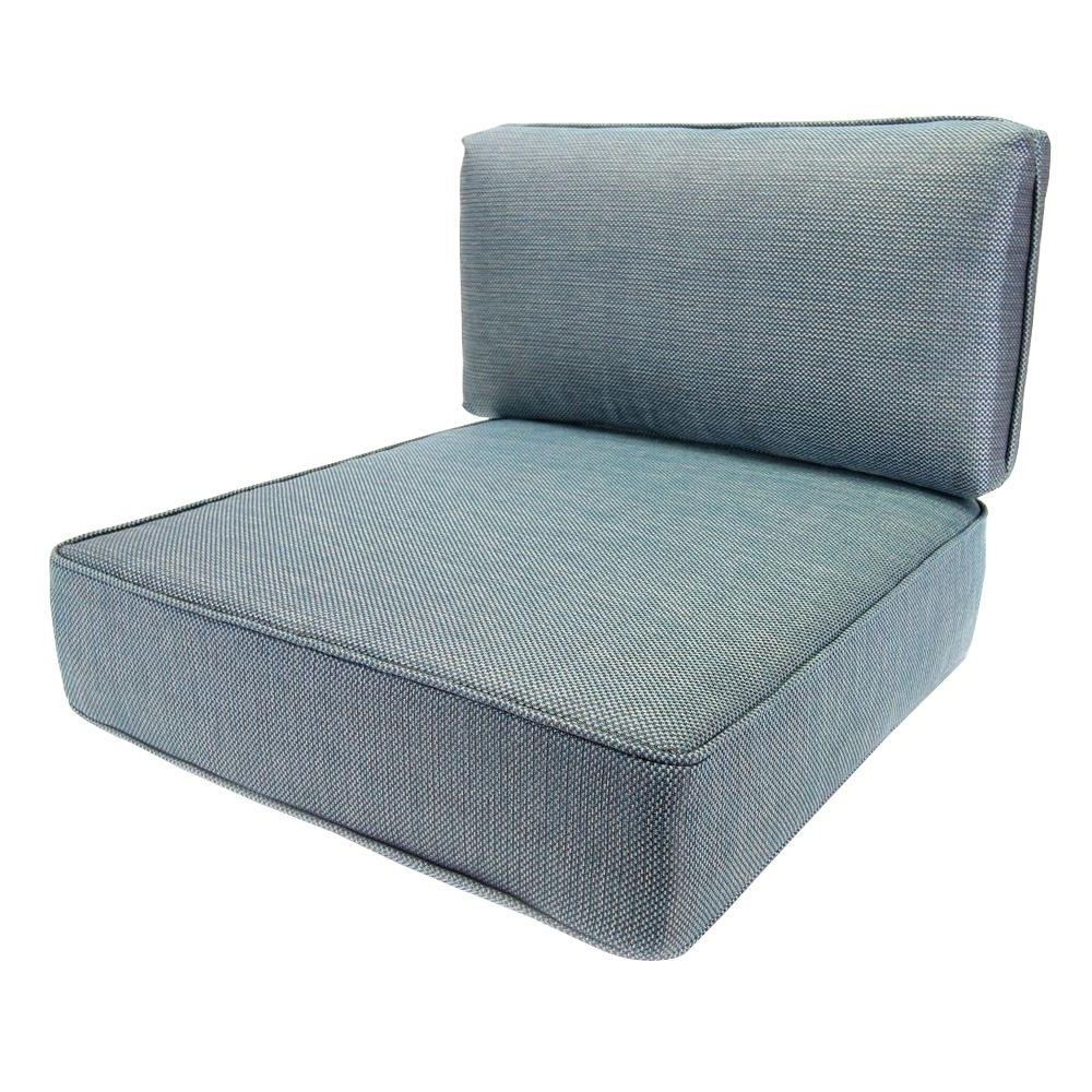 Most Popular Outdoor : Chaise Lounge Cushions Clearance Discount Patio Cushions With Target Chaise Lounge Cushions (View 11 of 15)