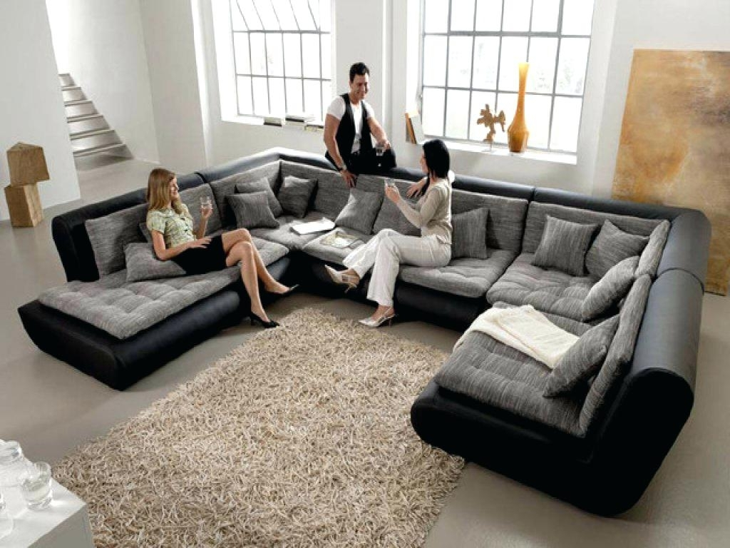 Most Popular Oversized Sectional Sofa Couches For Sale Set Huge Sofas With Regard To Huge Sofas (View 14 of 15)