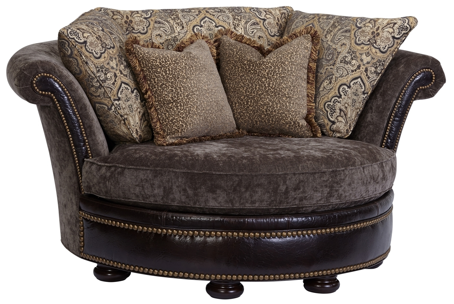 Most Popular Round Chaise Lounges With Regard To Round Chaise Lounge  (View 3 of 15)