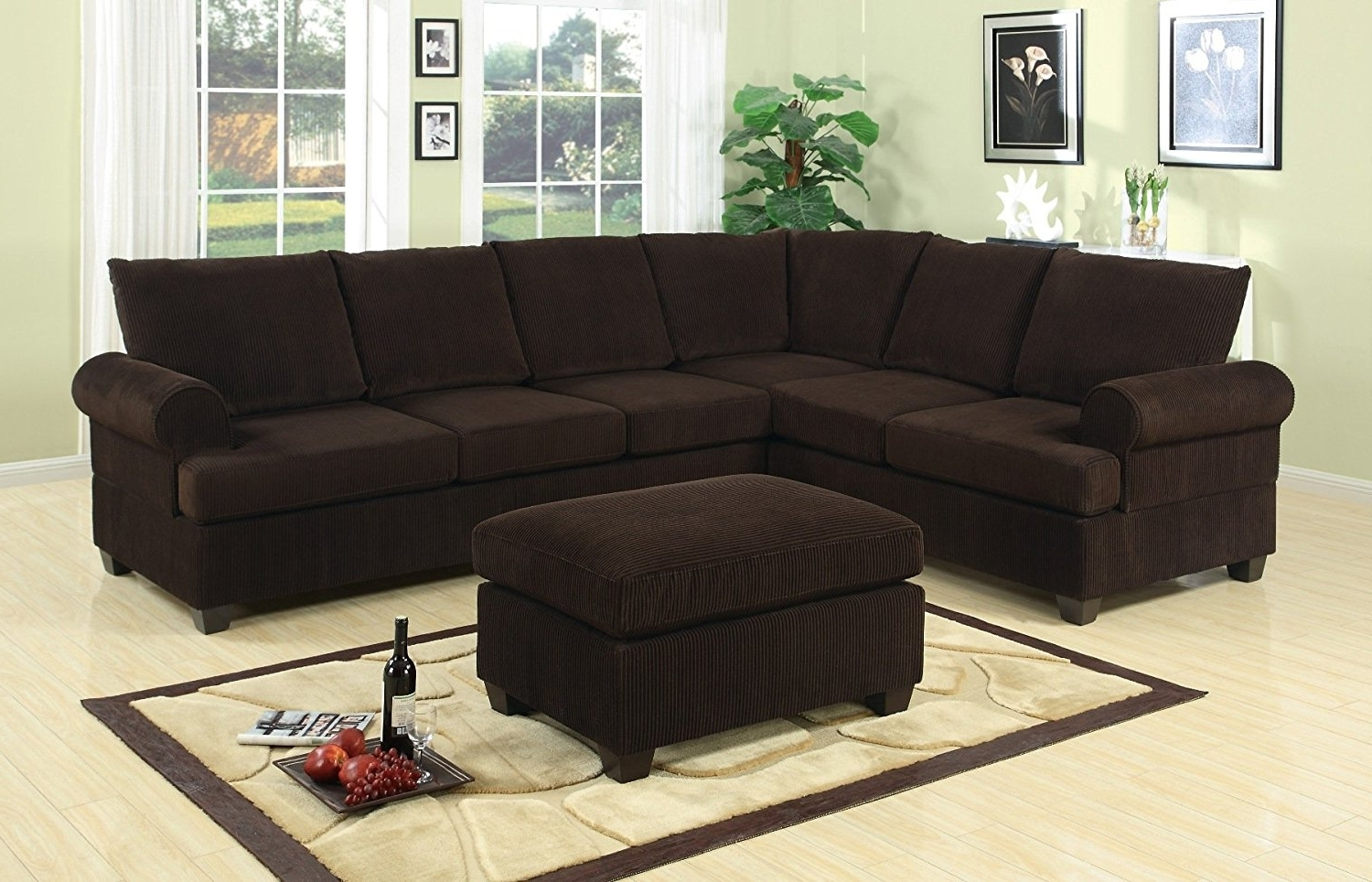 Most Popular Sectional Sofas Jacksonville Fl – Home And Textiles Inside Jacksonville Florida Sectional Sofas (View 9 of 15)