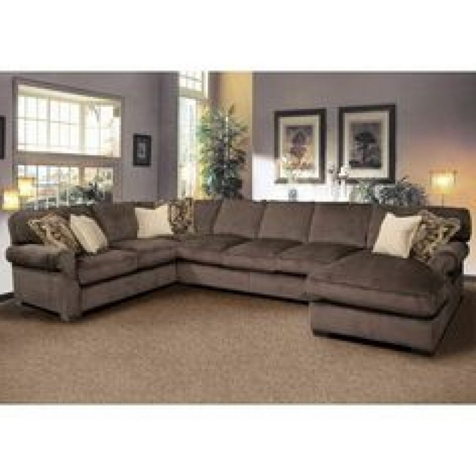 Featured Photo of Sectional Sofas With High Backs